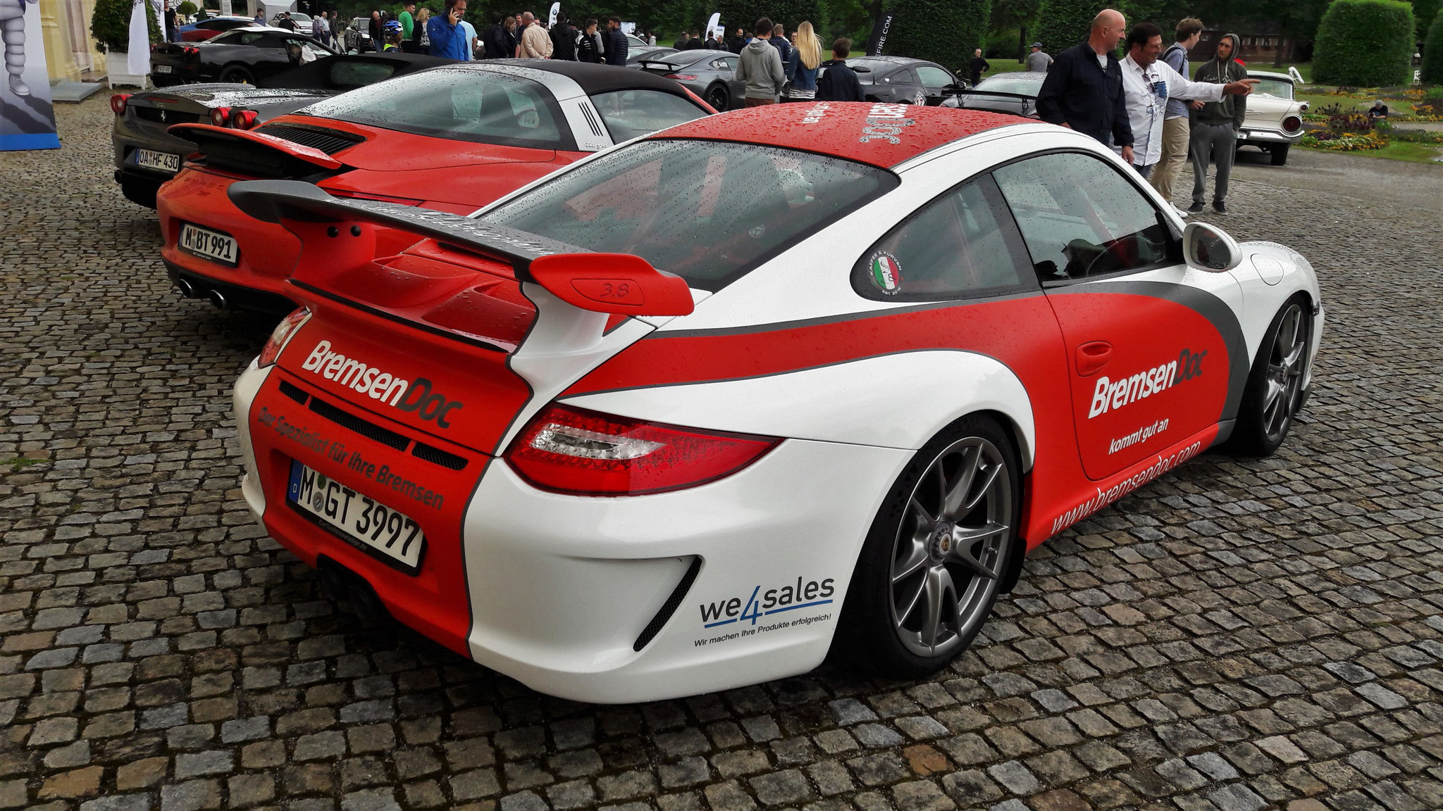 Porsche GT3 997 - M-GT-3997