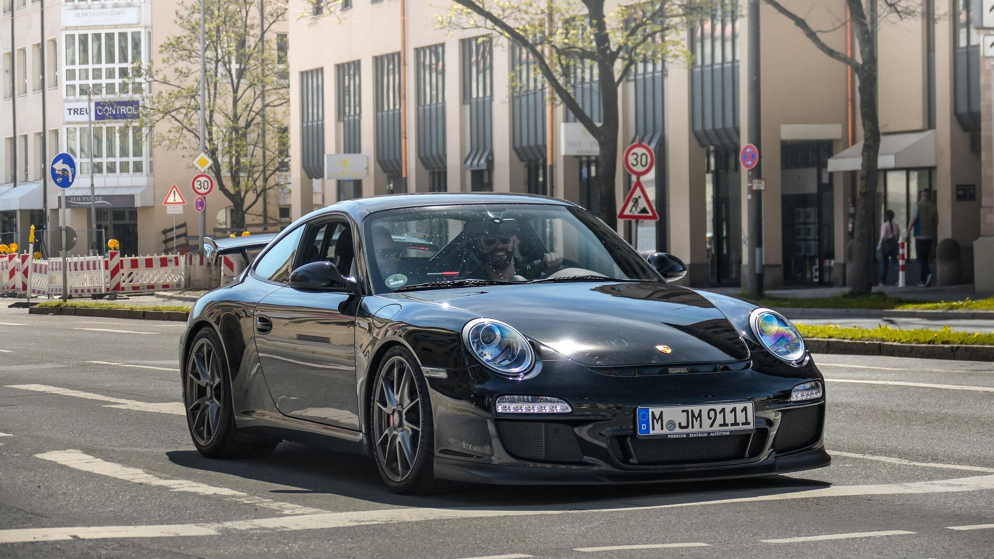Porsche GT3 997 - M-JM-9111