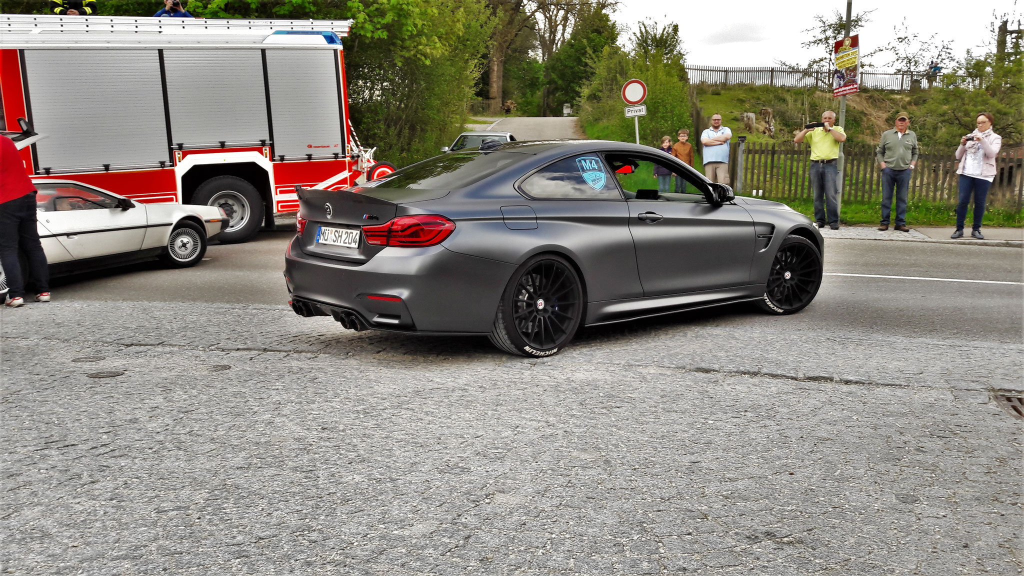 BMW M4 G-Power - MÜ-SH-204