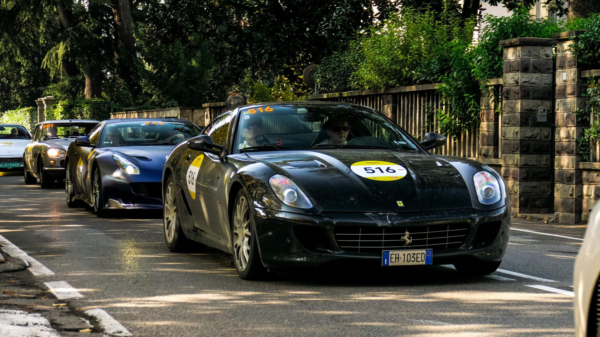Ferrari 599 GTB - EH-103-ED (ITA)