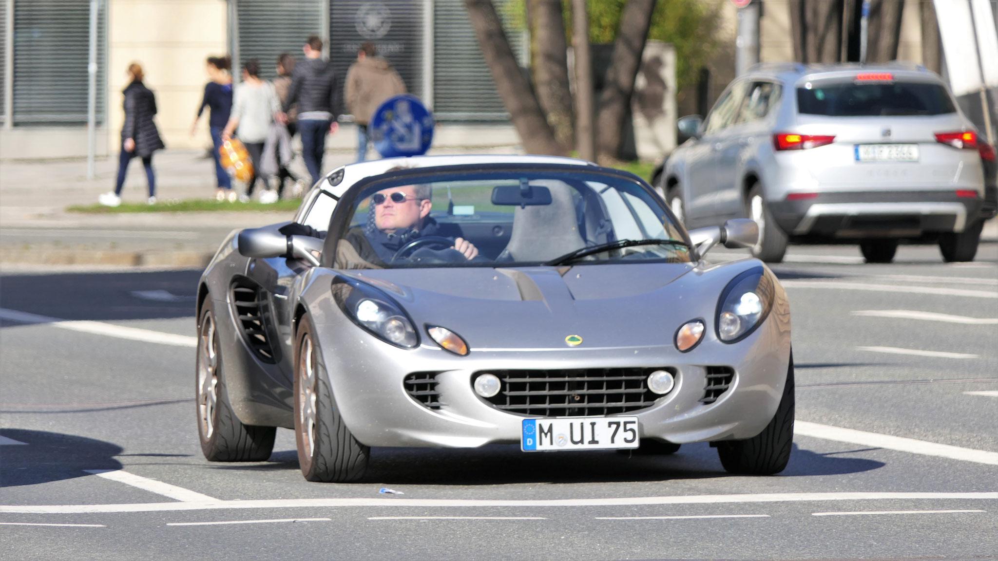 Lotus Elise S2 - M-UI-75