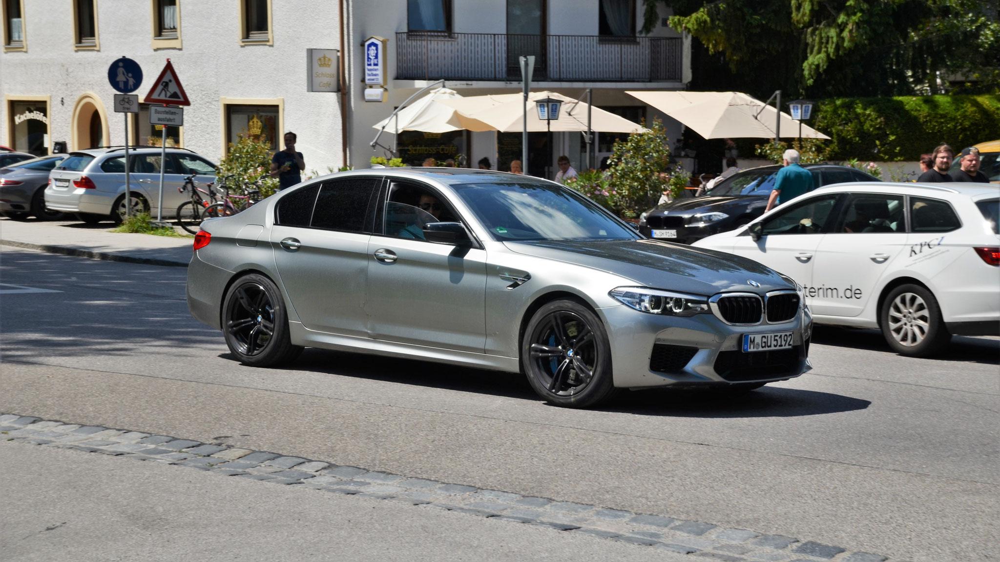 BMW M5 - M-GU-5192