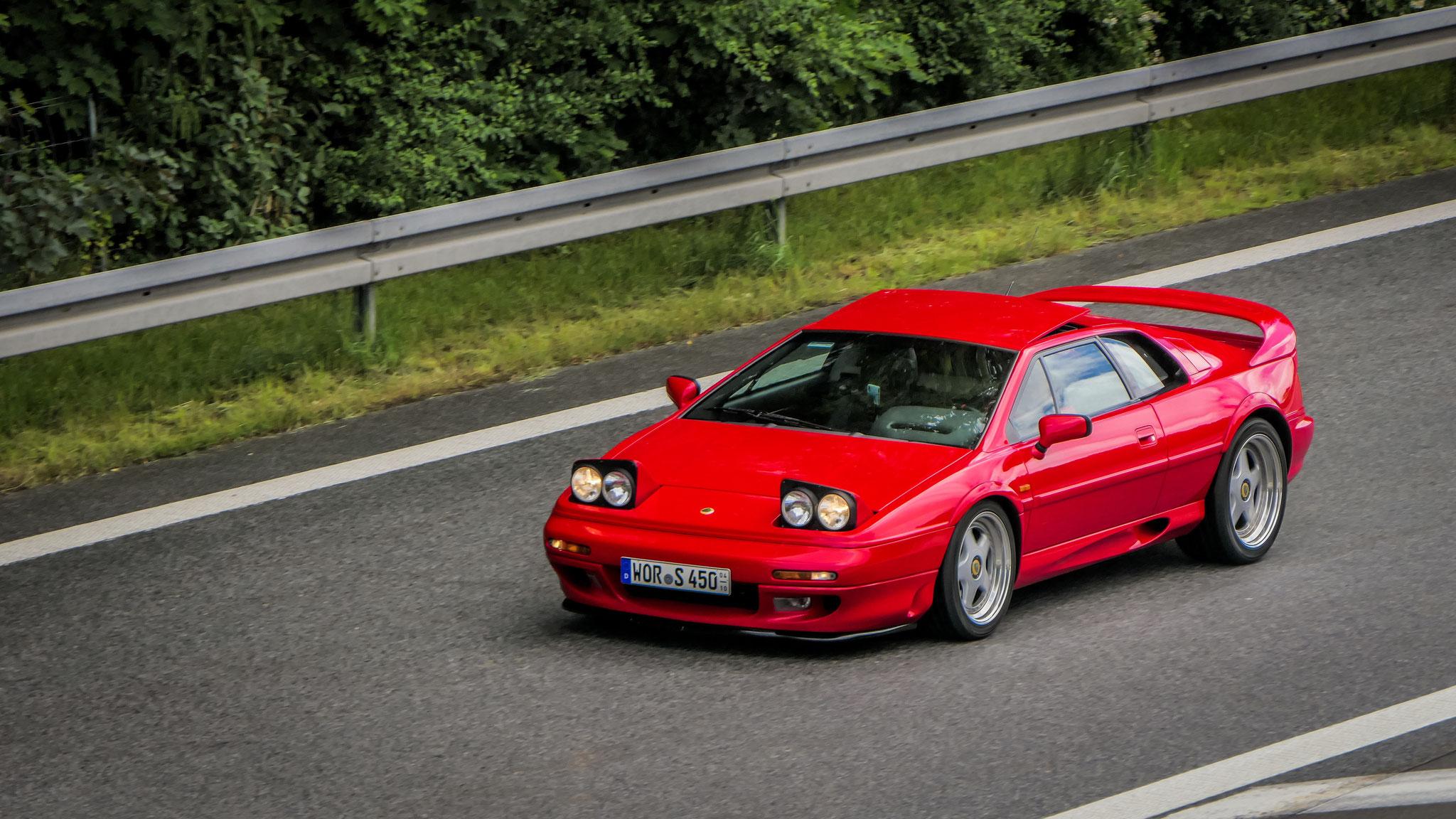Lotus Esprit V8 - WOR-S-450