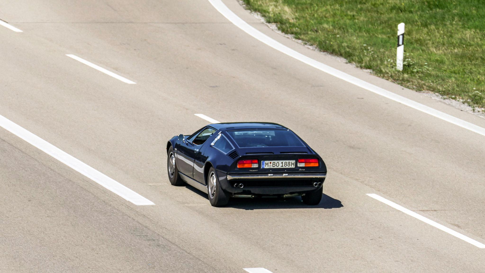 Maserati Bora - M-BO-188H