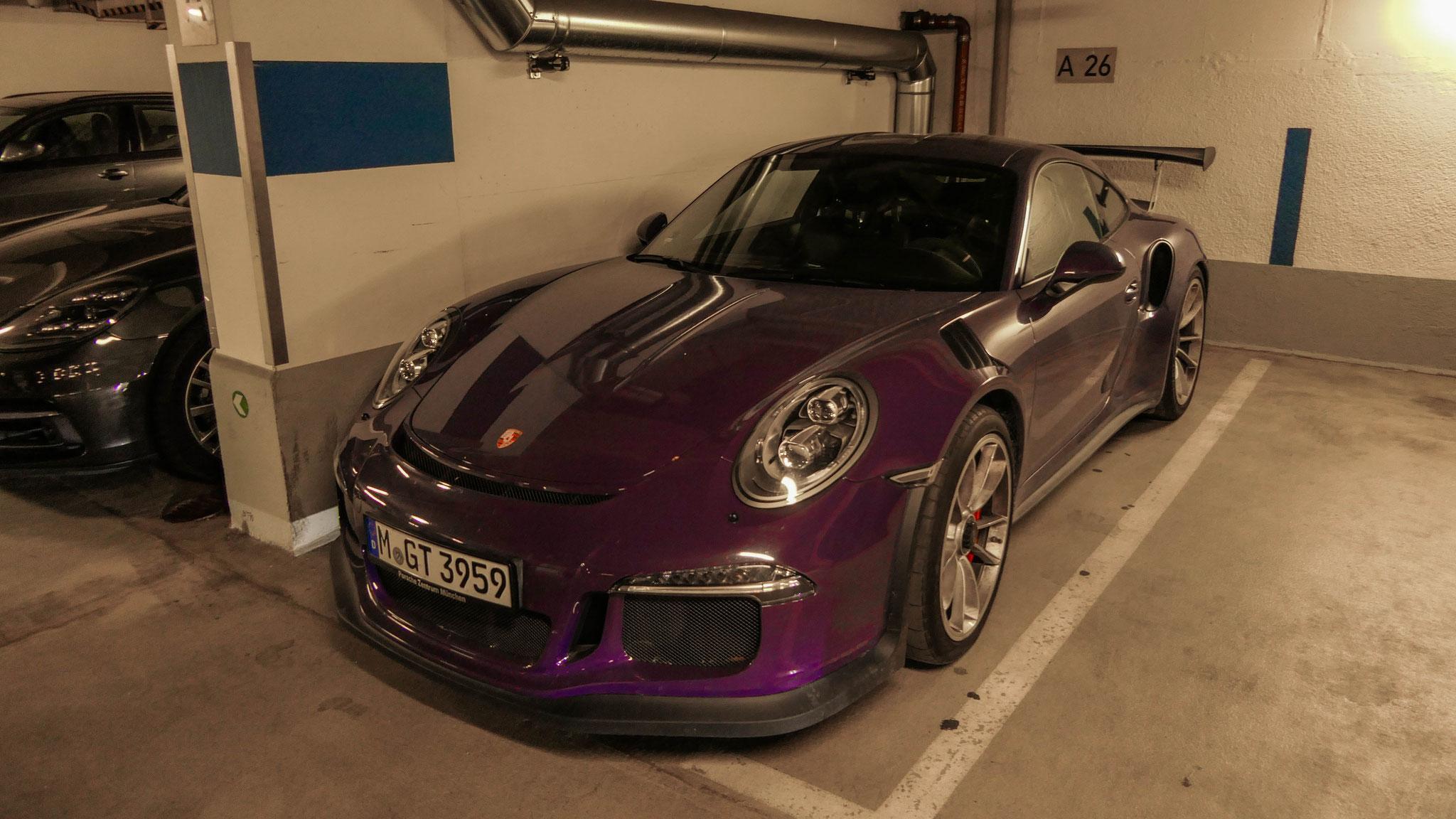Porsche 911 GT3 RS - M-GT-3959