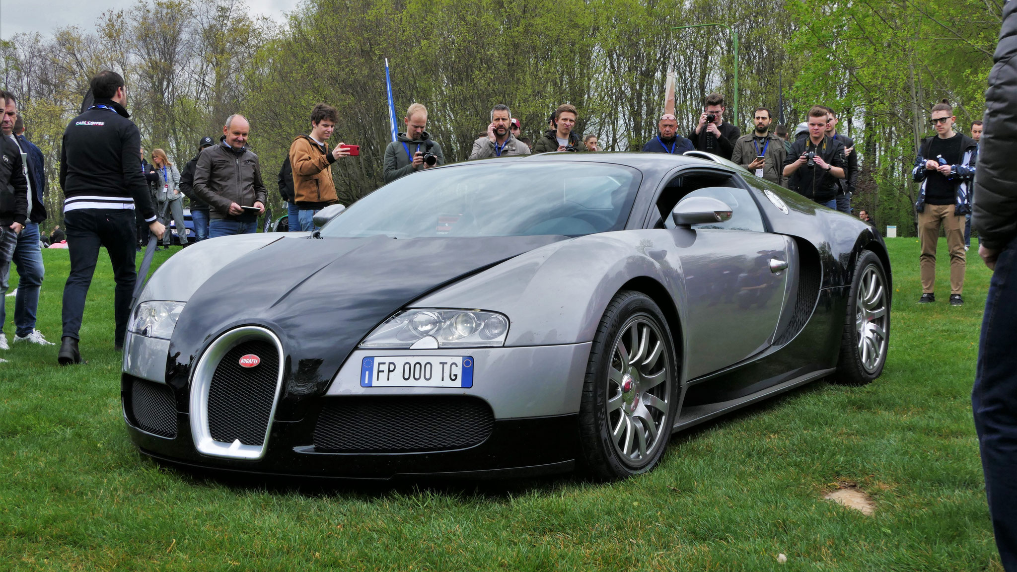 Bugatti Veyron 16.4 - FP-000-TG (ITA)