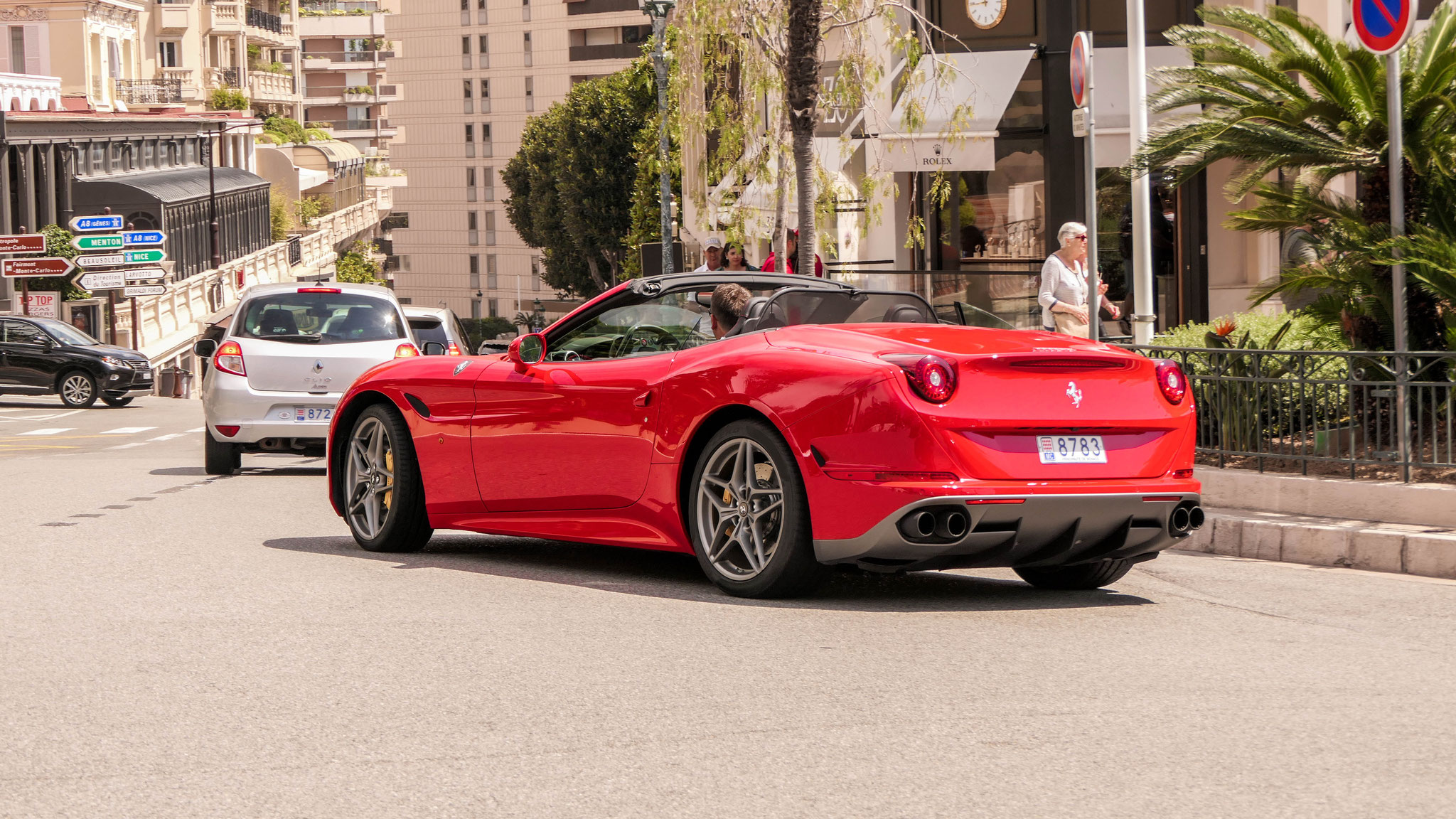 Ferrari California T - 8783 (MC)