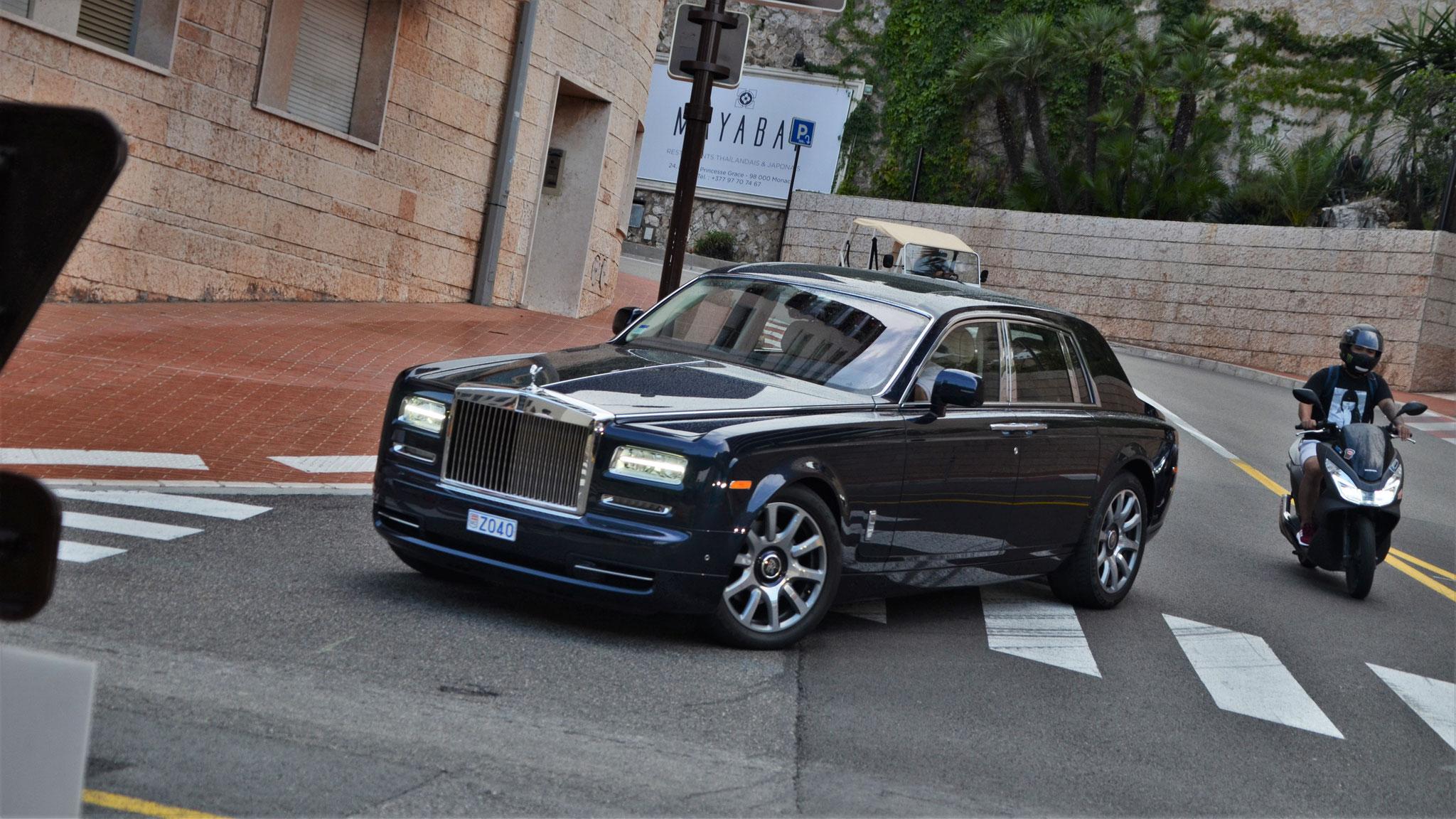 Rolls Royce Phantom - Z040 (MC)