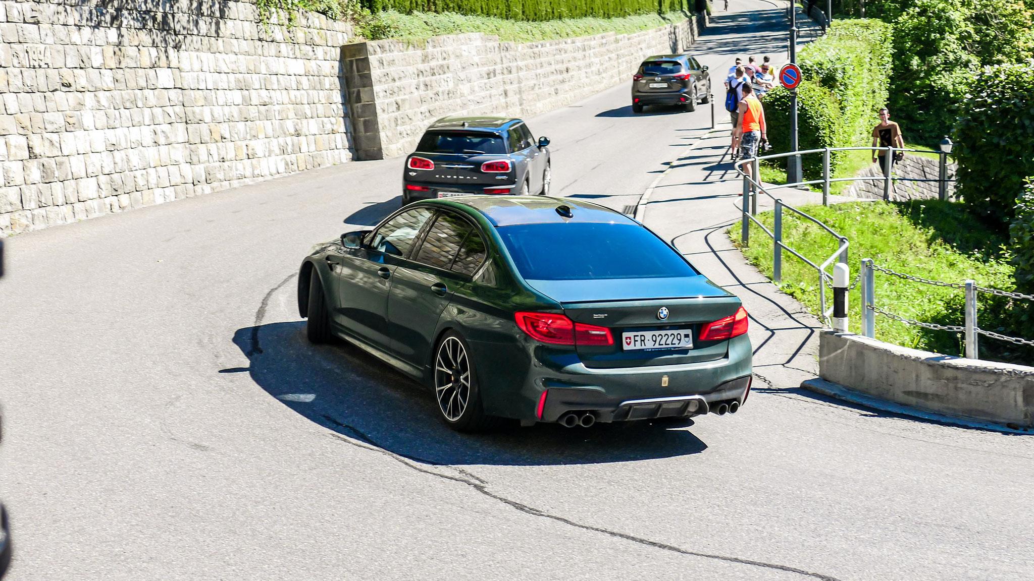 BMW M5 - FR-92229 (CH)