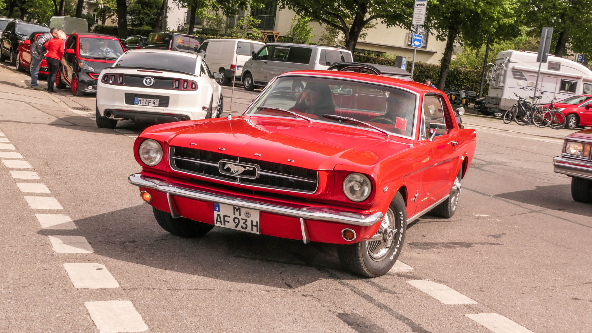 Mustang I - M-AF-93H