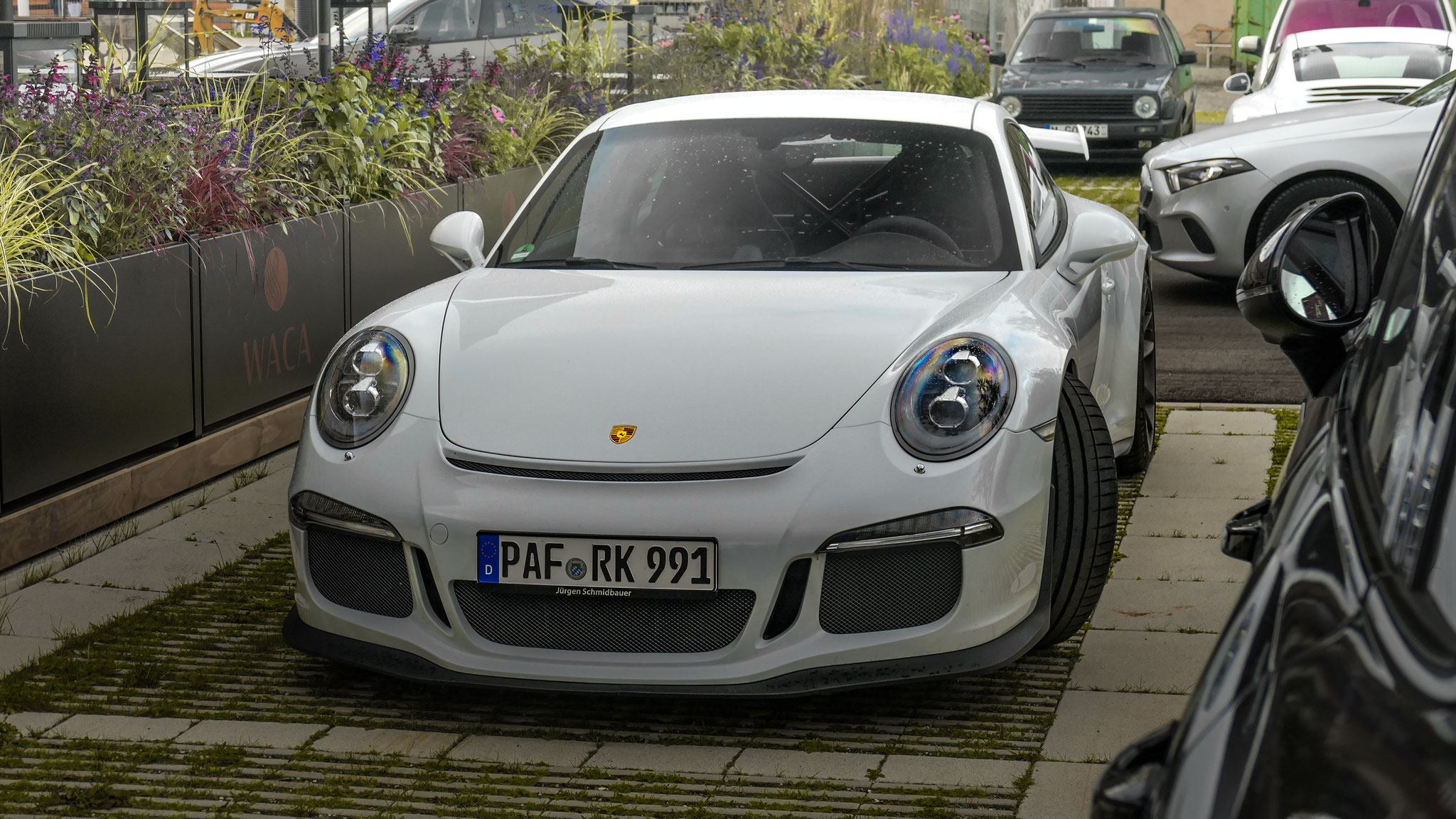 Porsche 991 GT3 - PAF-RK-991