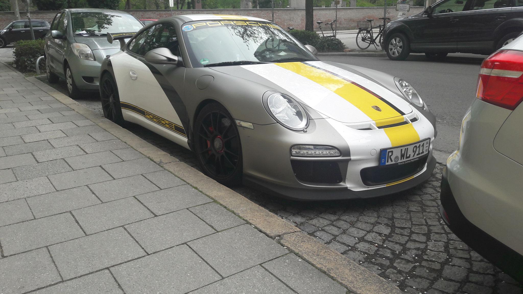 Porsche GT3 997 - R-WL-911