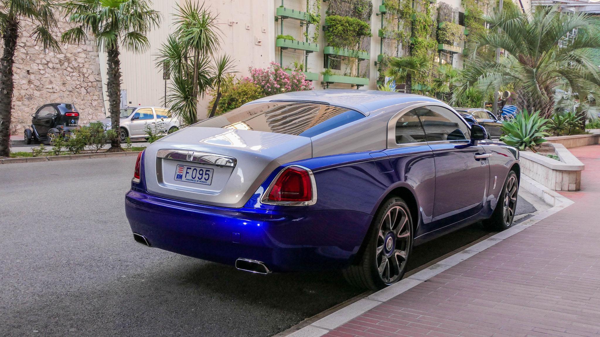 Rolls Royce Wraith - F095 (MC)