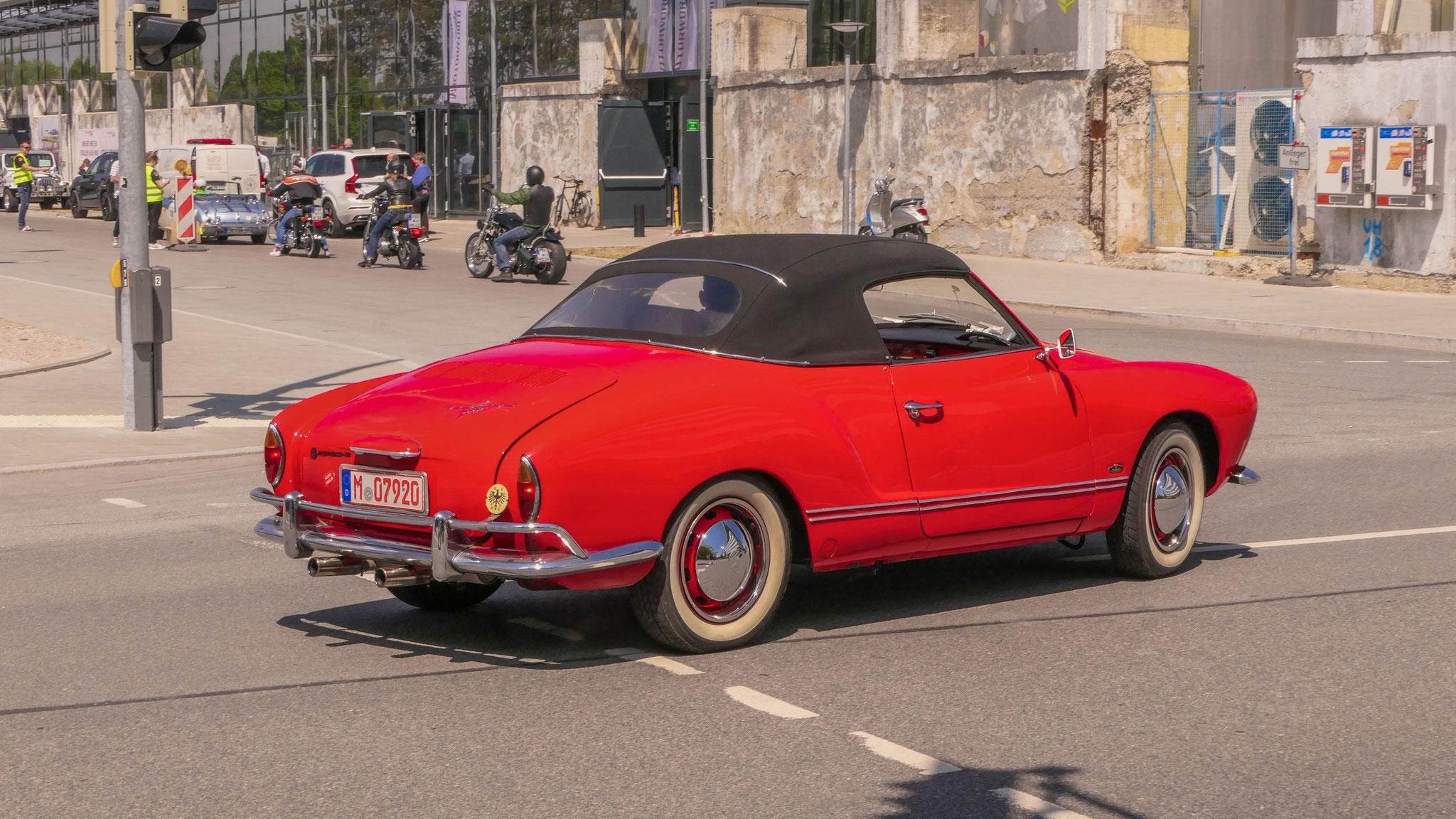 Karmann Ghia Cabrio - M-07920