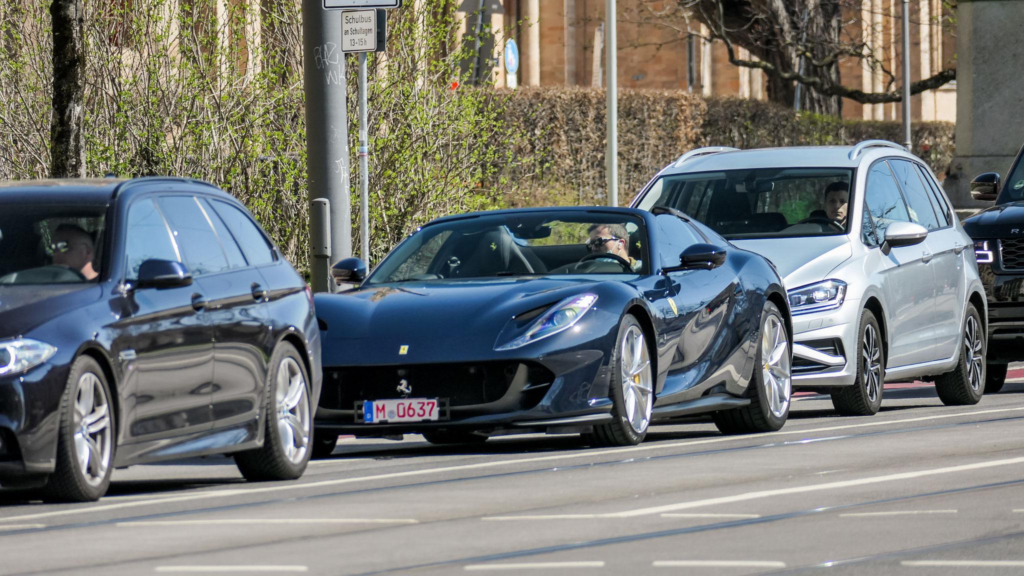 Ferrari 812 GTS - M-0637