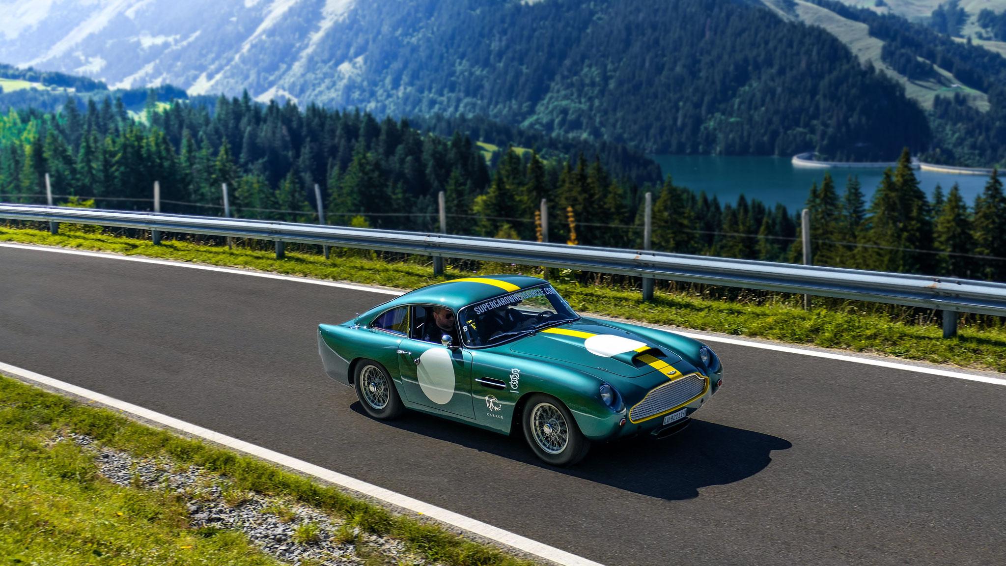 Aston Martin DB4 GT - LU-92111-U (CH)