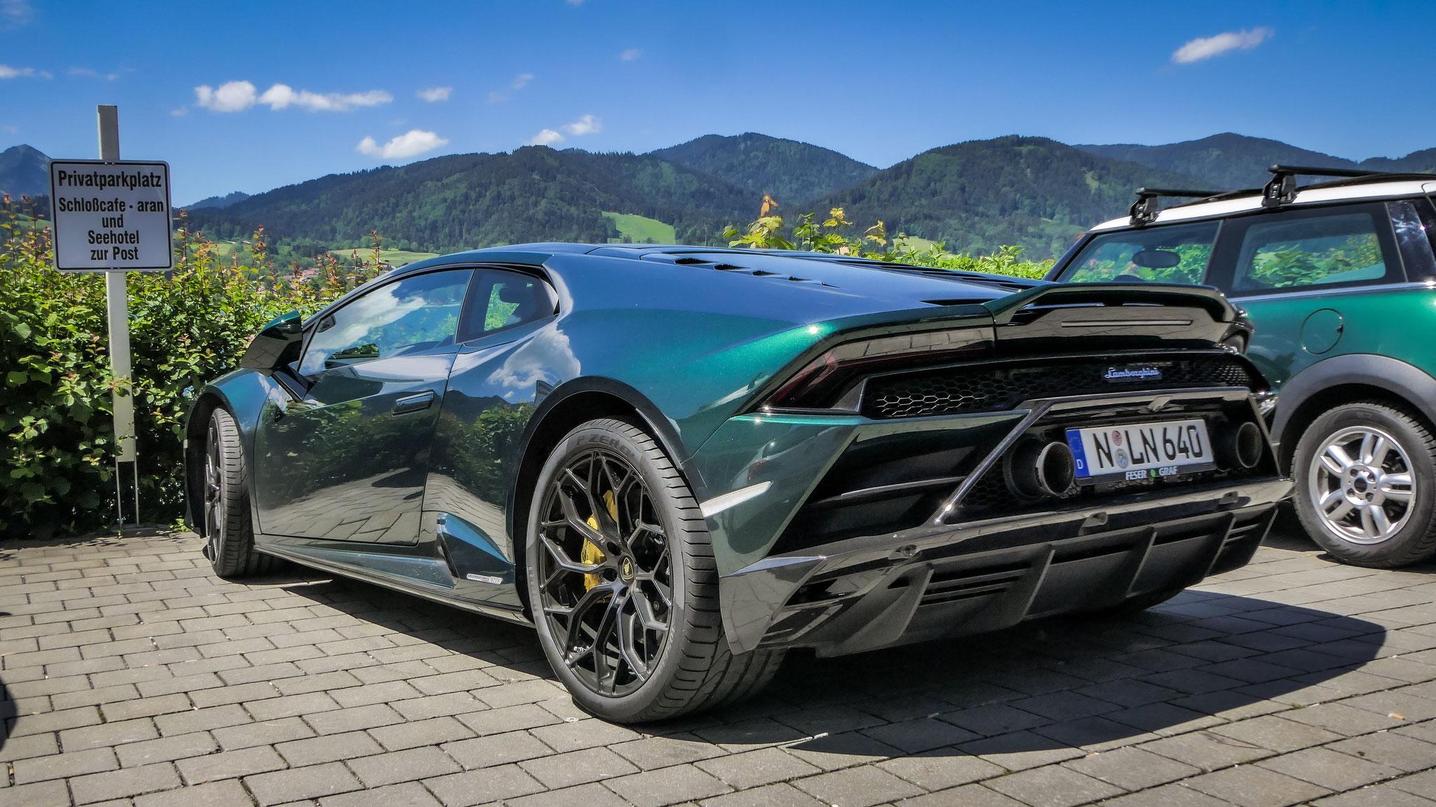 Lamborghini Huracan Evo - N-LN-640