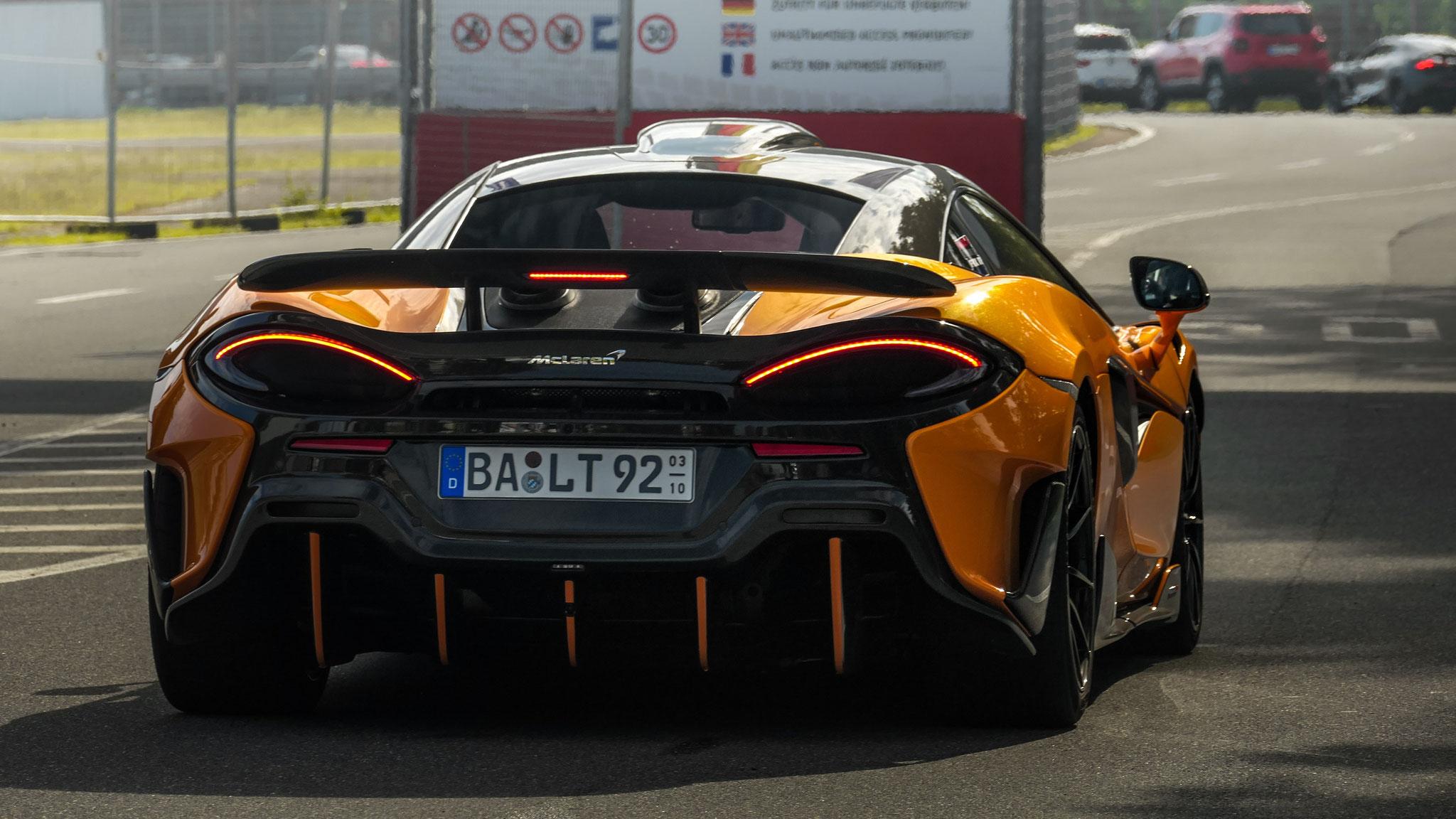 McLaren 600LT - BA-LT-92