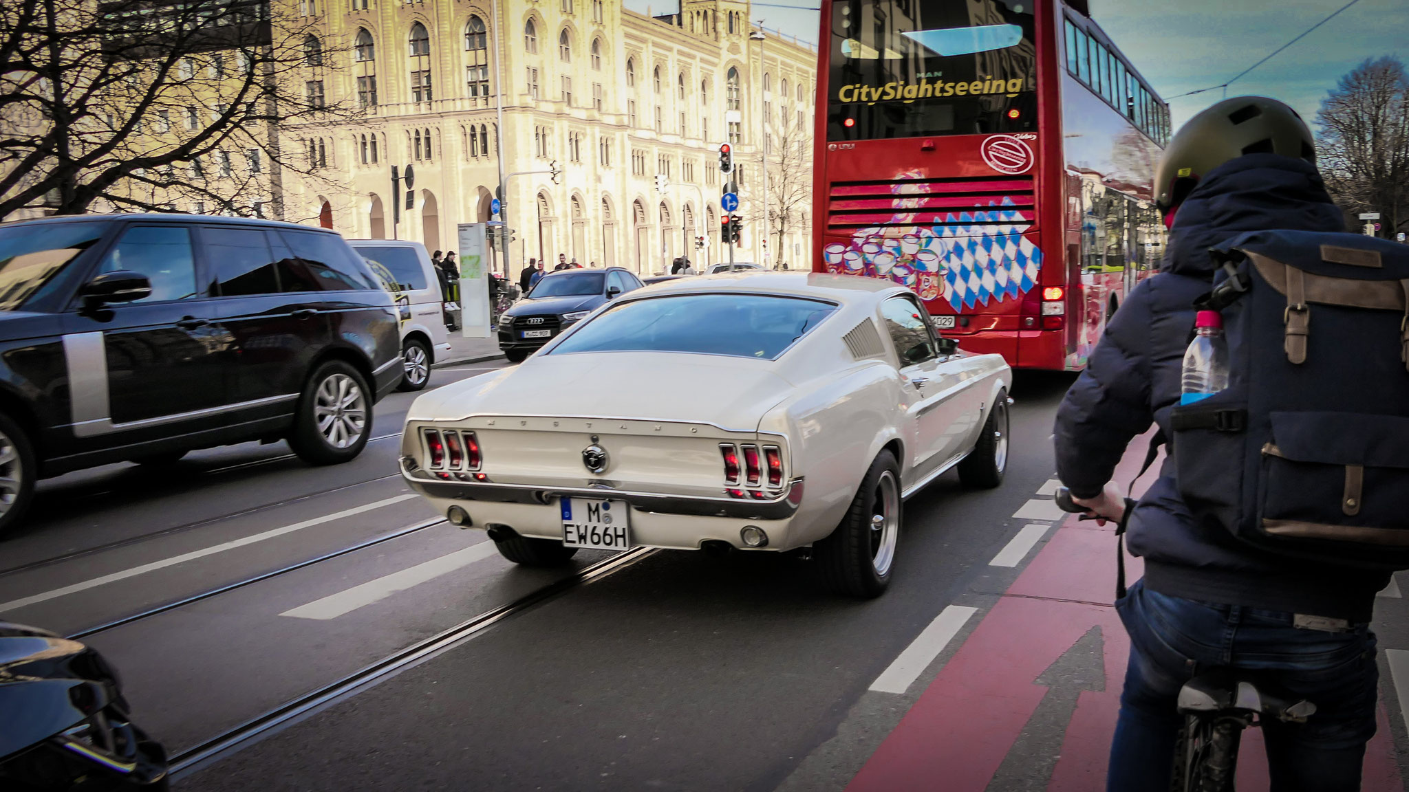 Mustang I - M-EW-66H