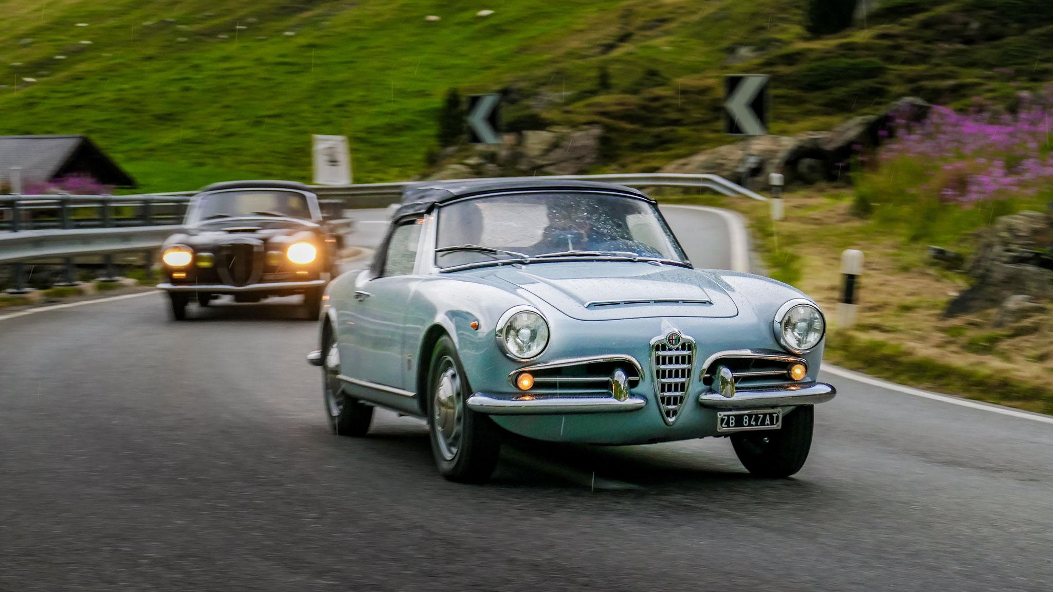 Alfa Romeo Giulia Spider - ZB-847-AT (ITA)