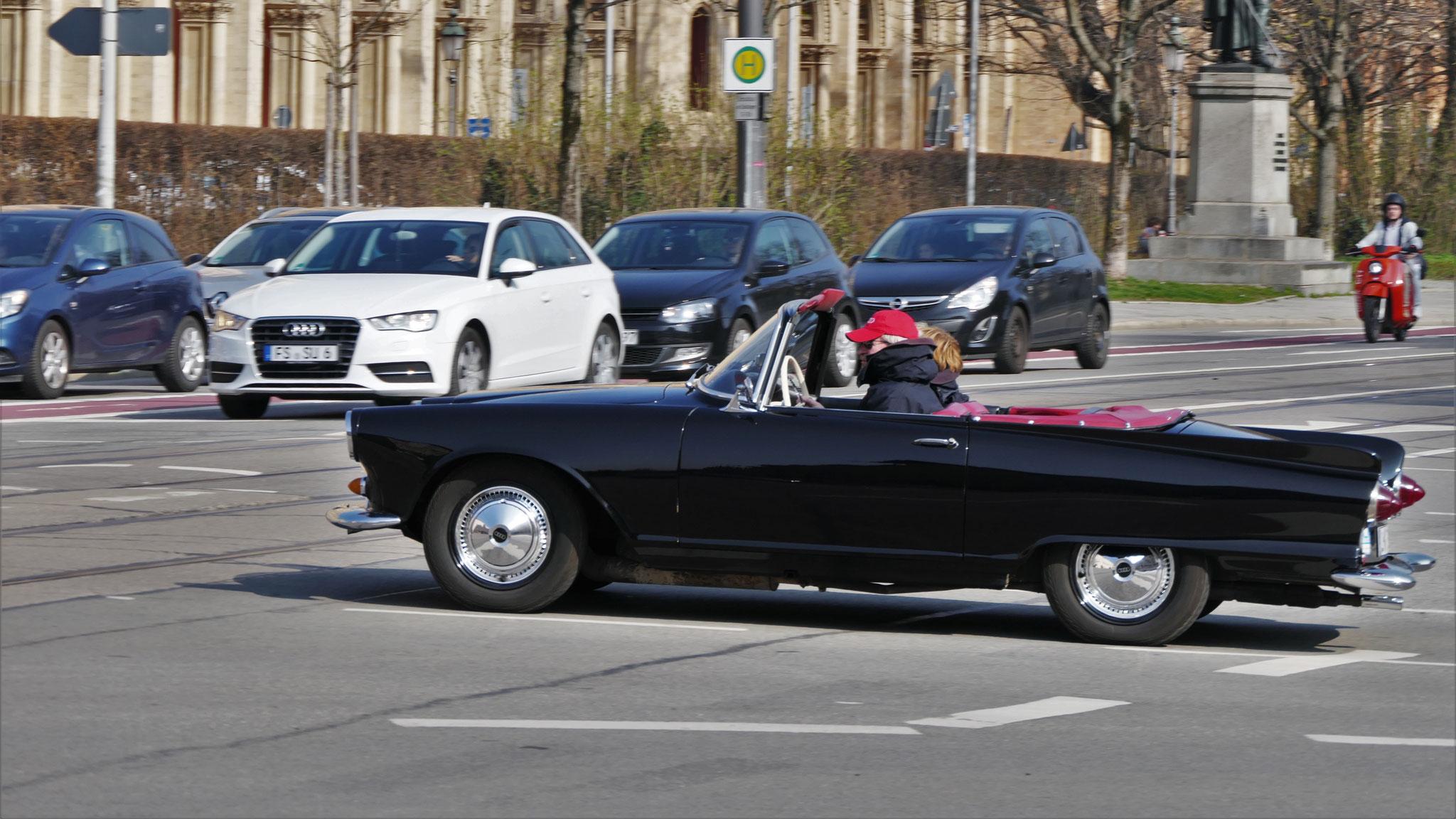 Auto Union DKW 1000 SP Cabrio - IN-R-200H
