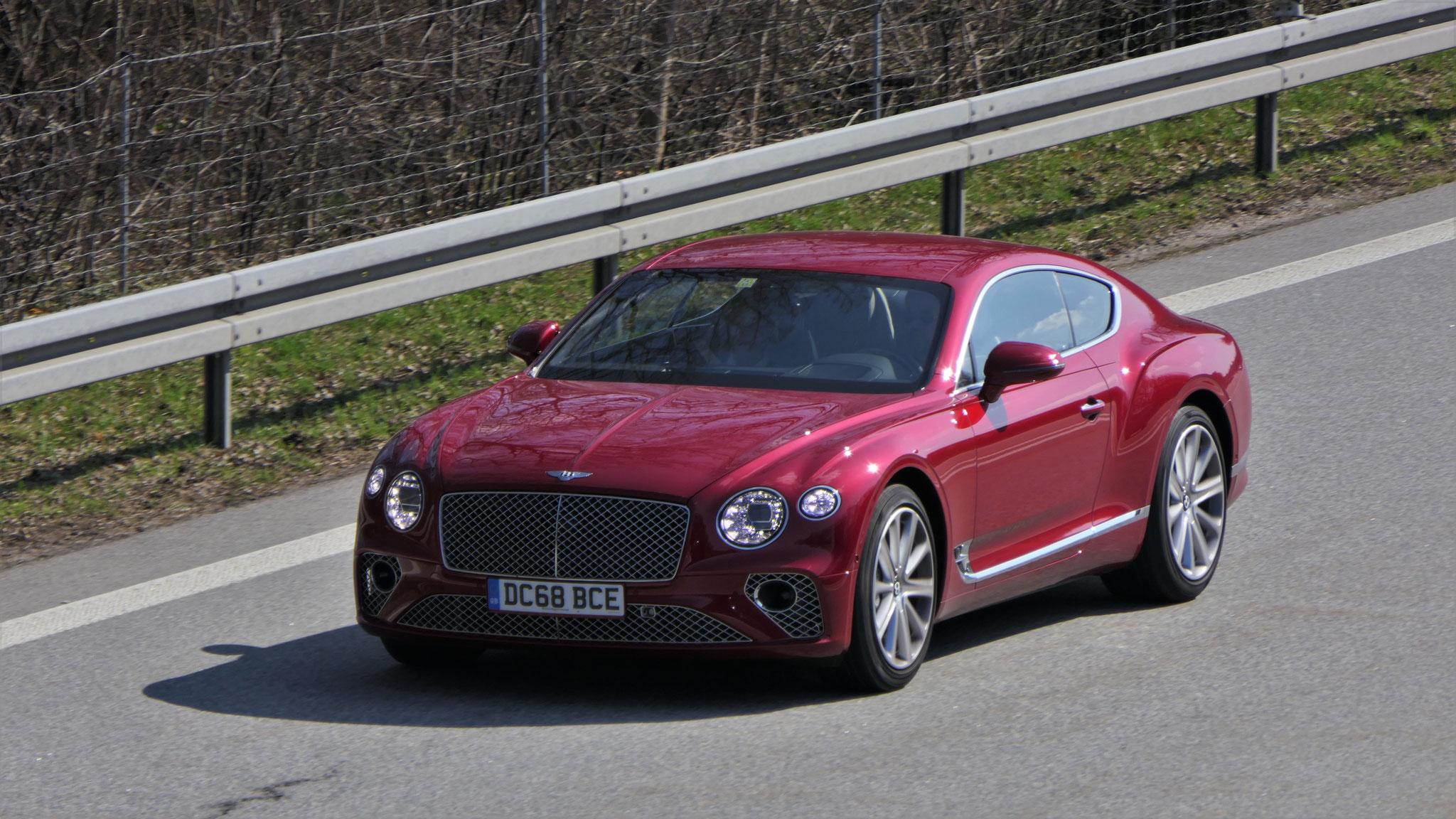 Bentley Continental GT - DC68-BCE (GB)