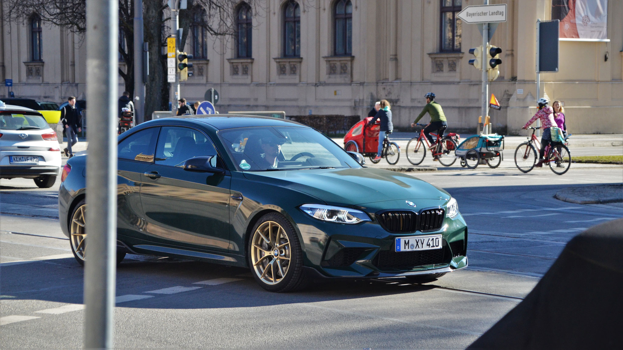 BMW M2 Competition - M-XY-410