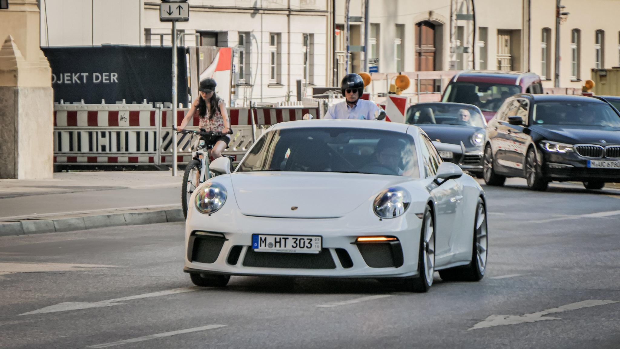 Porsche 991 GT3 - M-HT-303