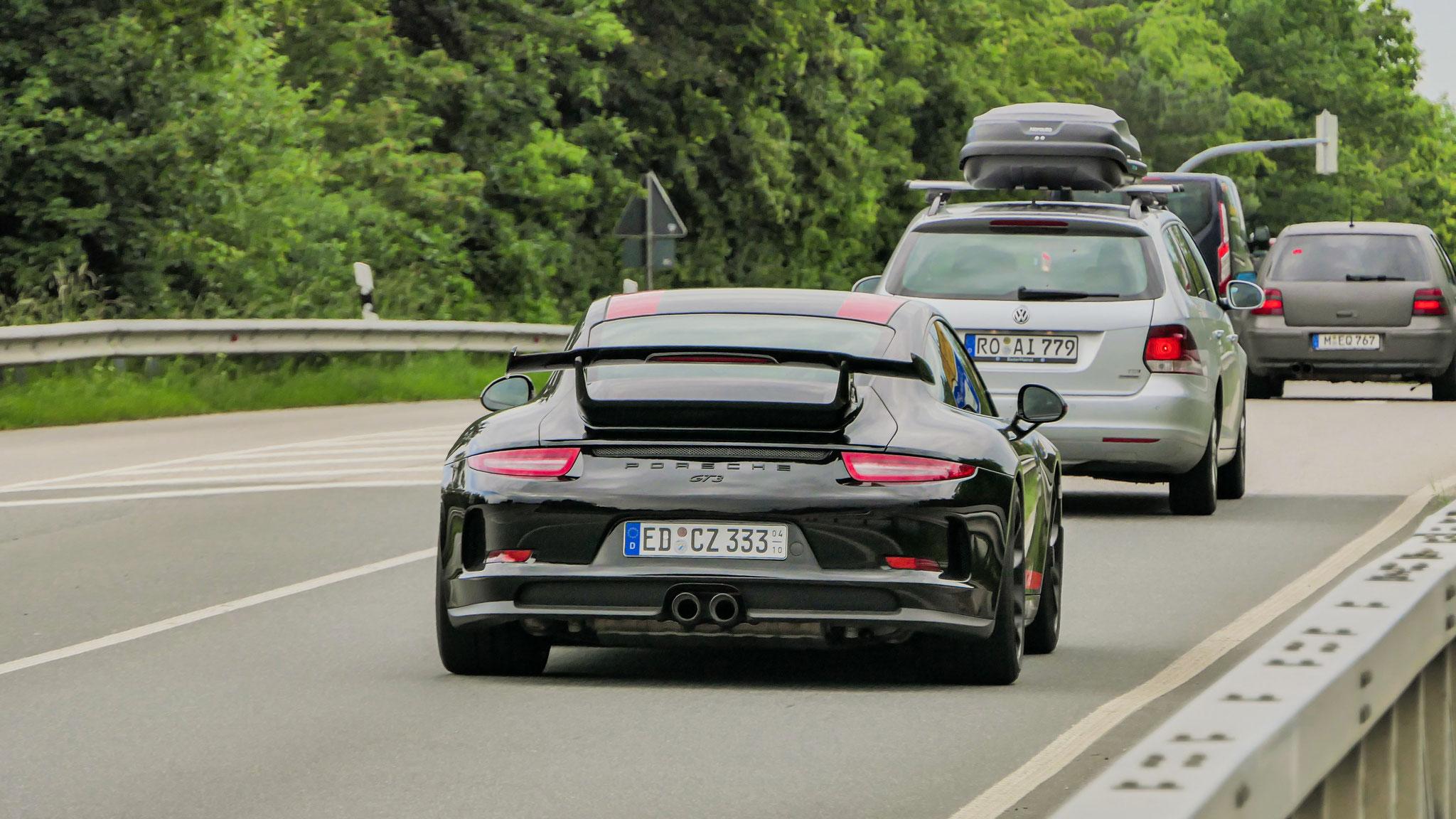 Porsche 991 GT3 - ED-CZ-333