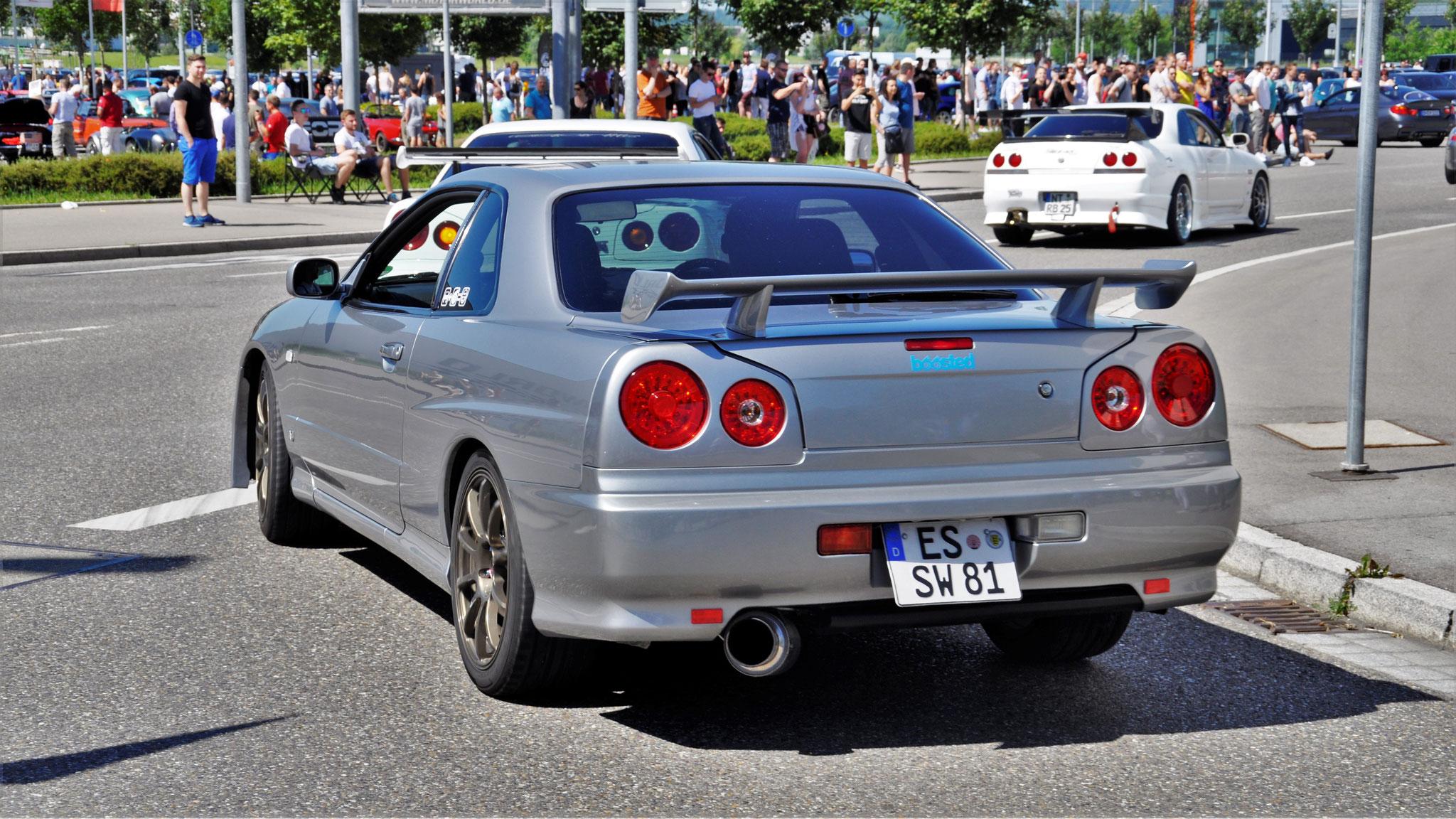 Nissan Nismo GT-R ZTune - ES-SW-81