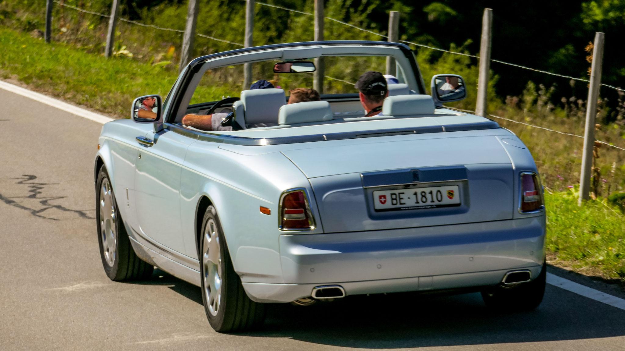 Rolls Royce Drophead - BE-1810 (CH)