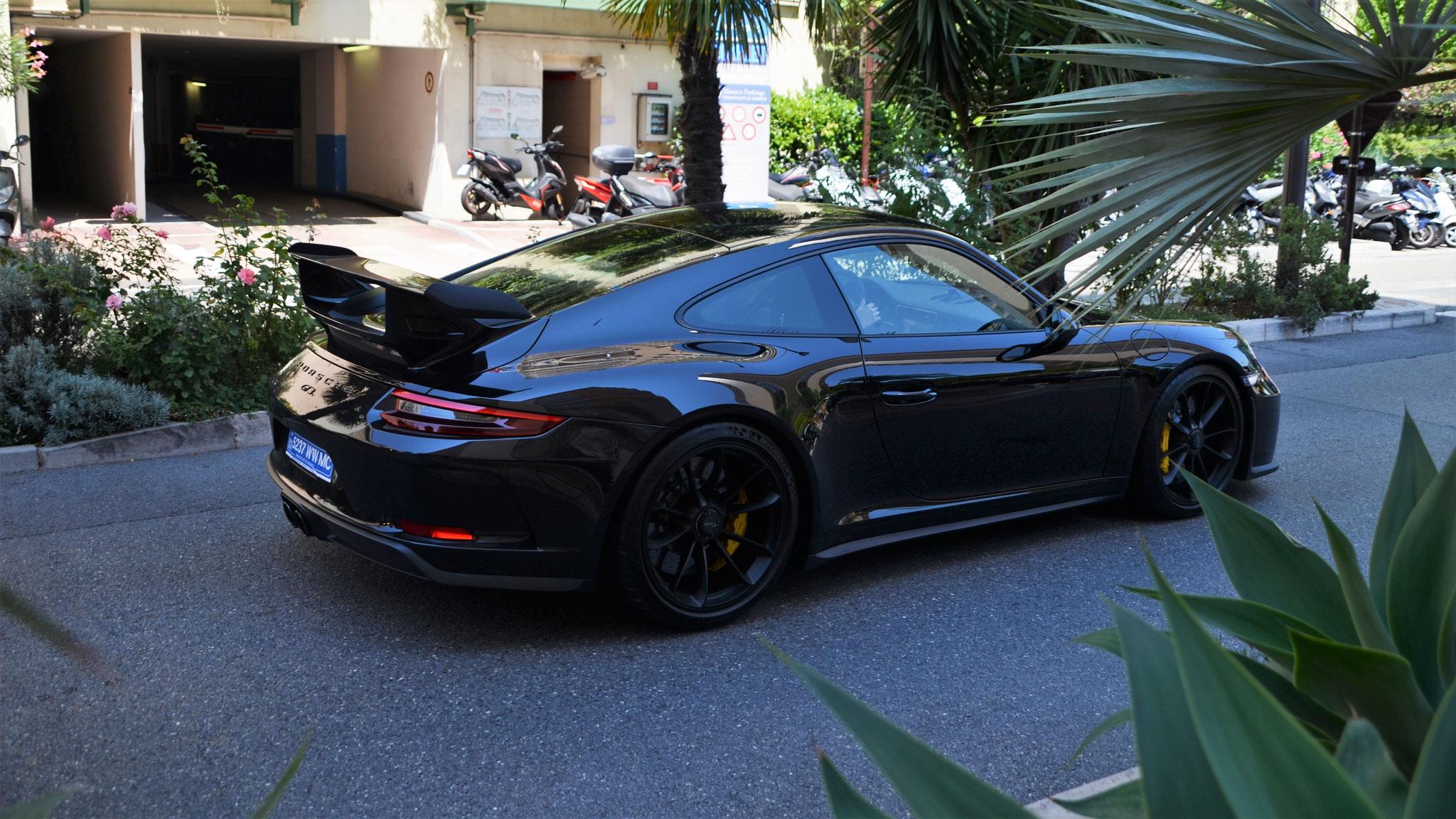Porsche 991 GT3 - 5237-WWMC (MC)