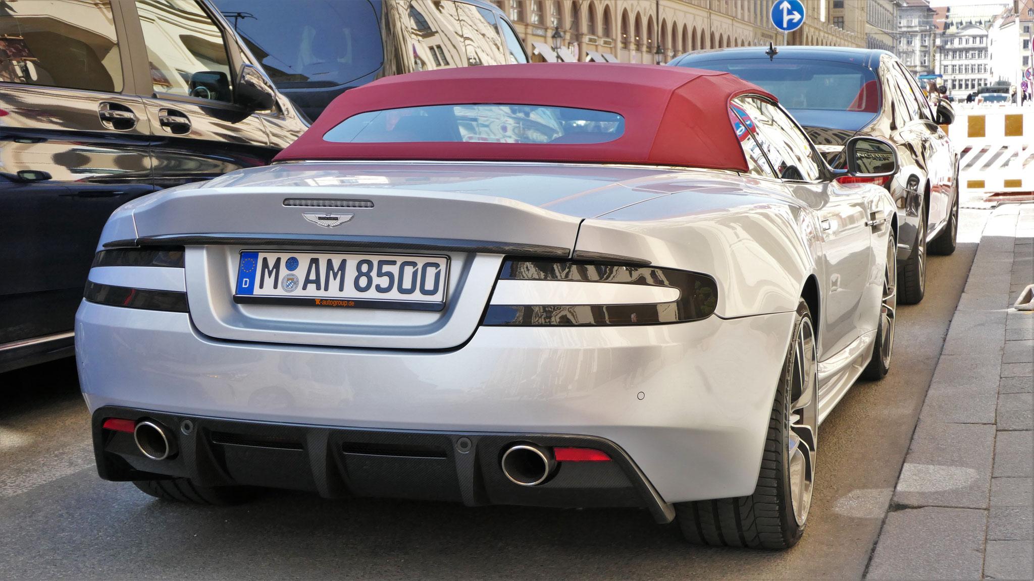 Aston Martin DBS Volante - M-AM-8500