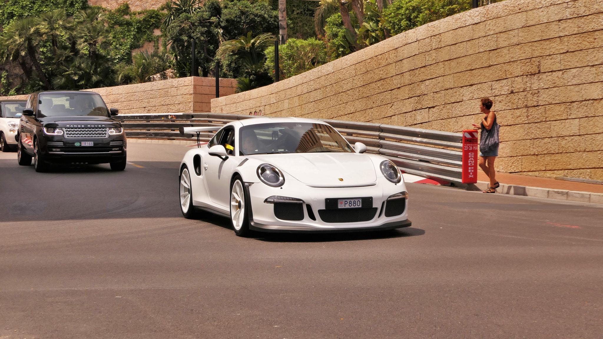 Porsche 911 GT3 RS - P880 (MC)