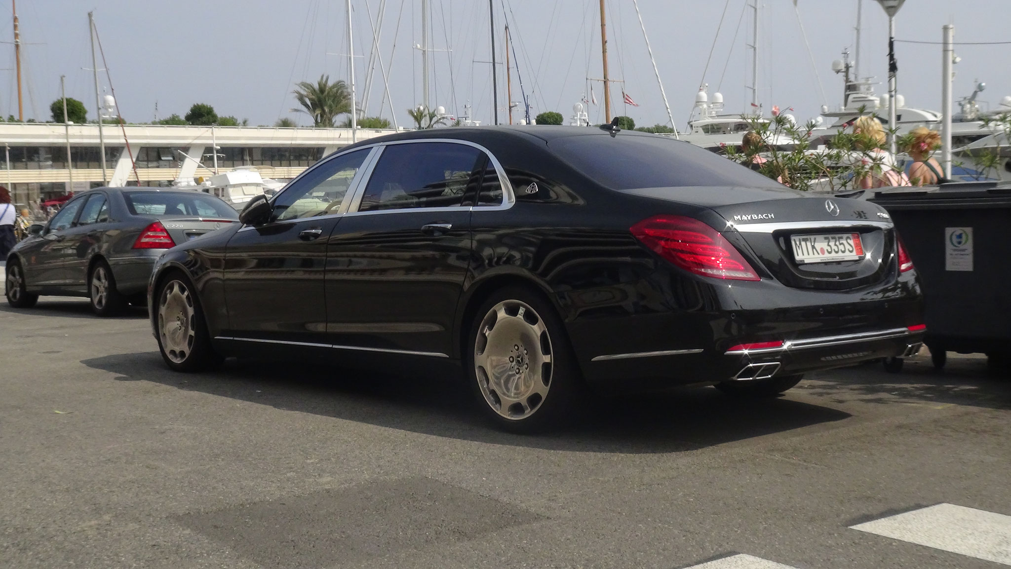 Mercedes Maybach S500 - MTK-335-S