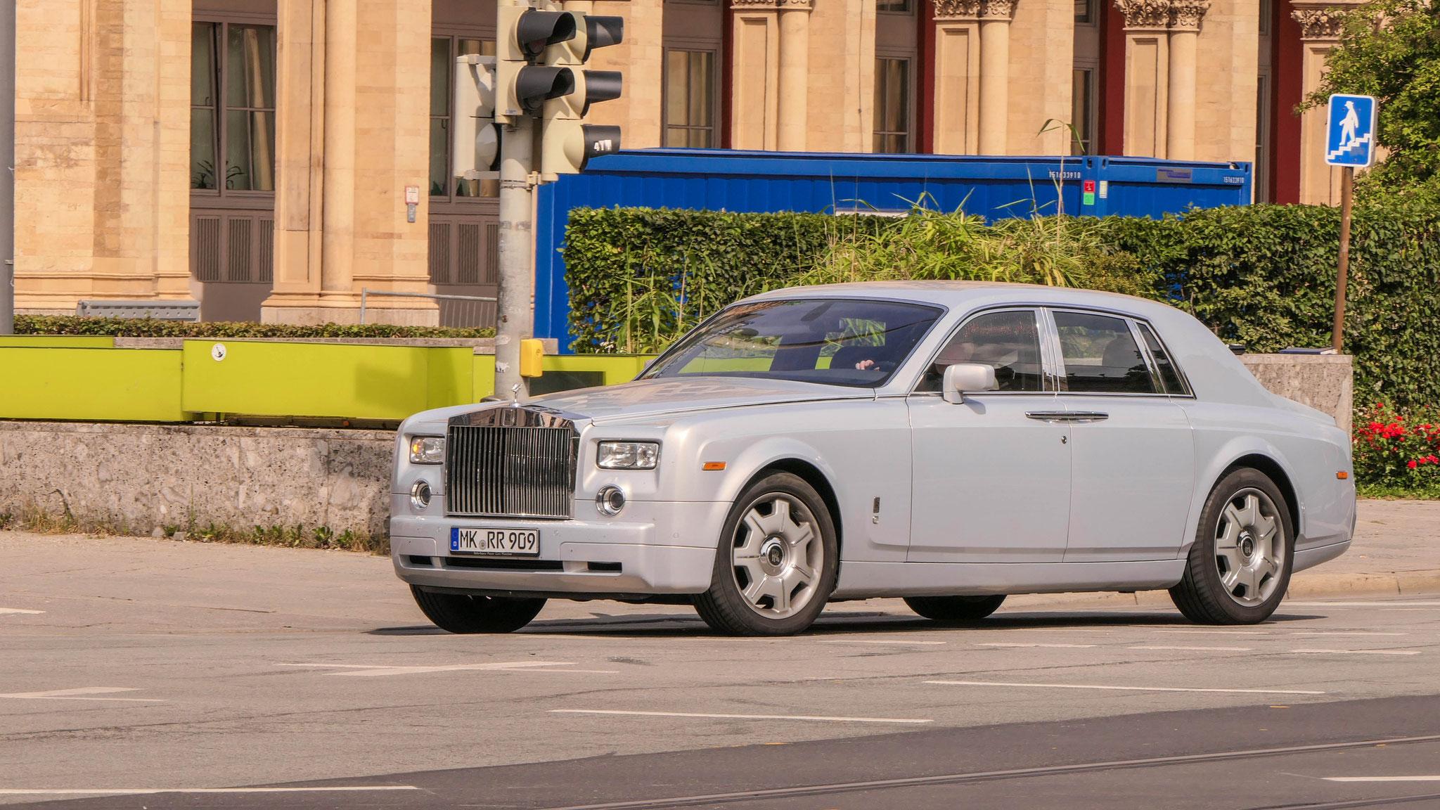 Rolls Royce Phantom - MK-RR-909