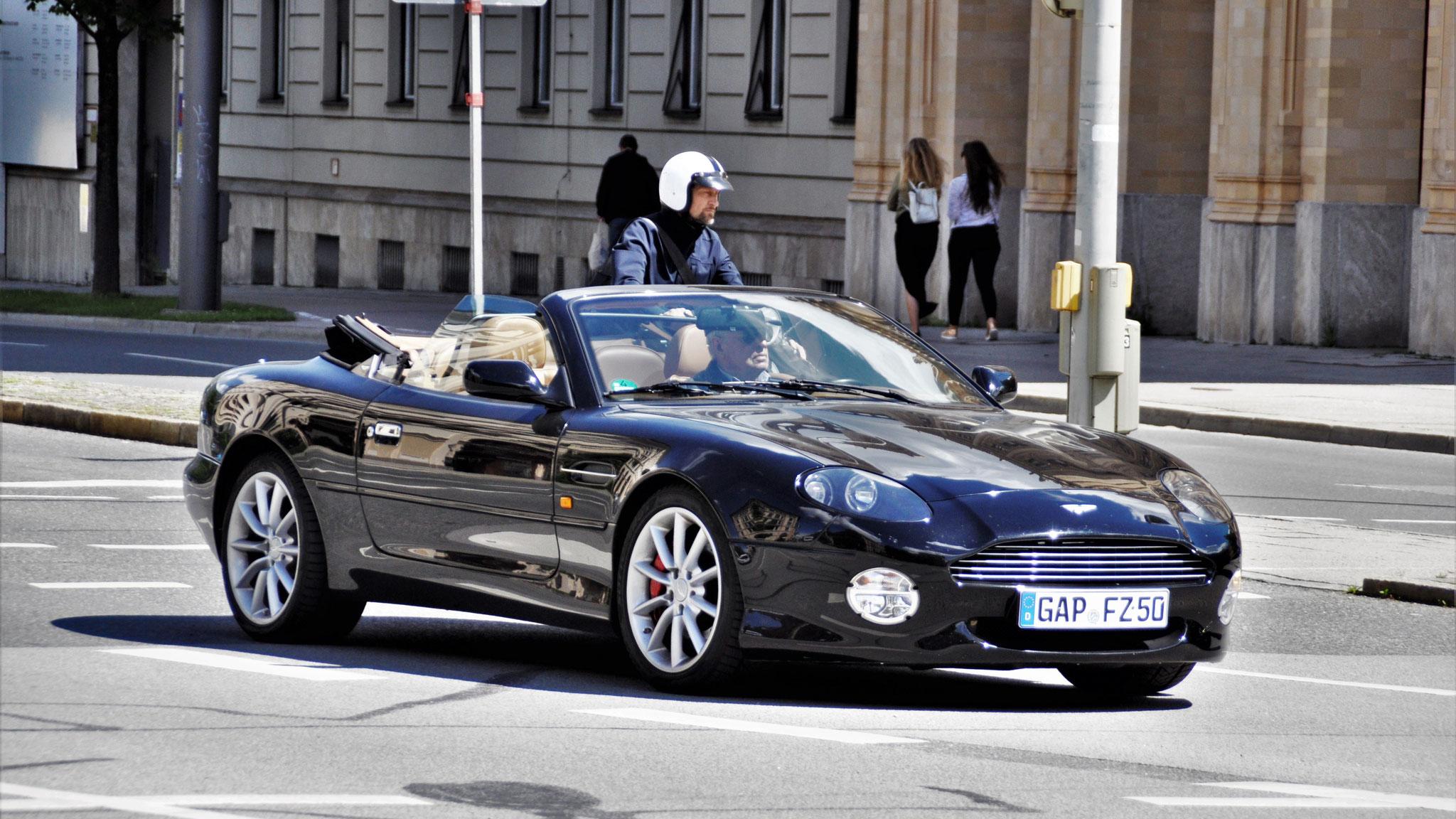 Aston Martin DB7 Volante - GAP-FZ-50