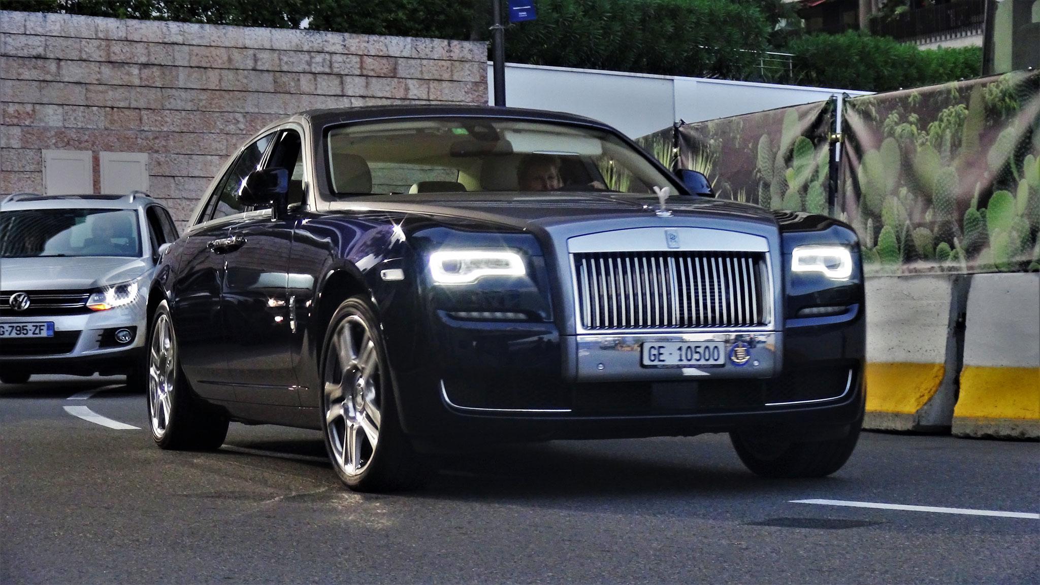 Rolls Royce Ghost Series II - GE-10500 (CH)