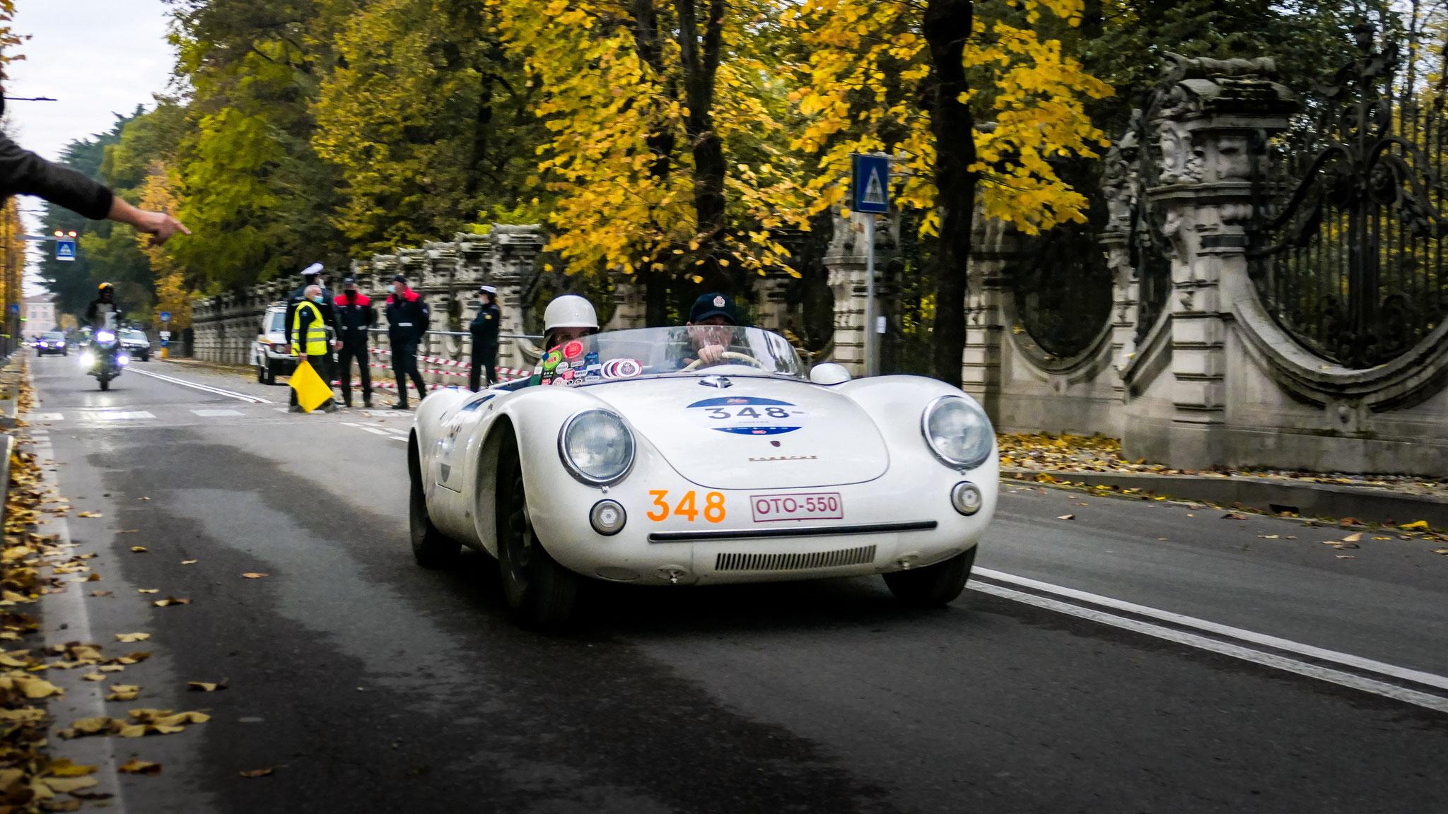 Porsche 550 Spyder - OTO-550 (BEL)