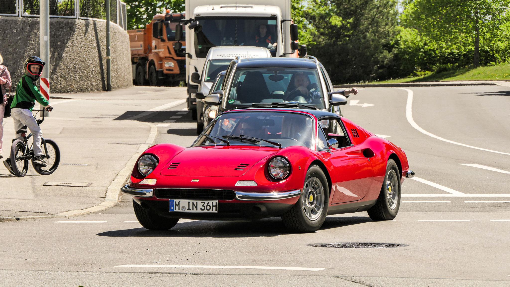 Ferrari Dino 246 - M-IN-36H