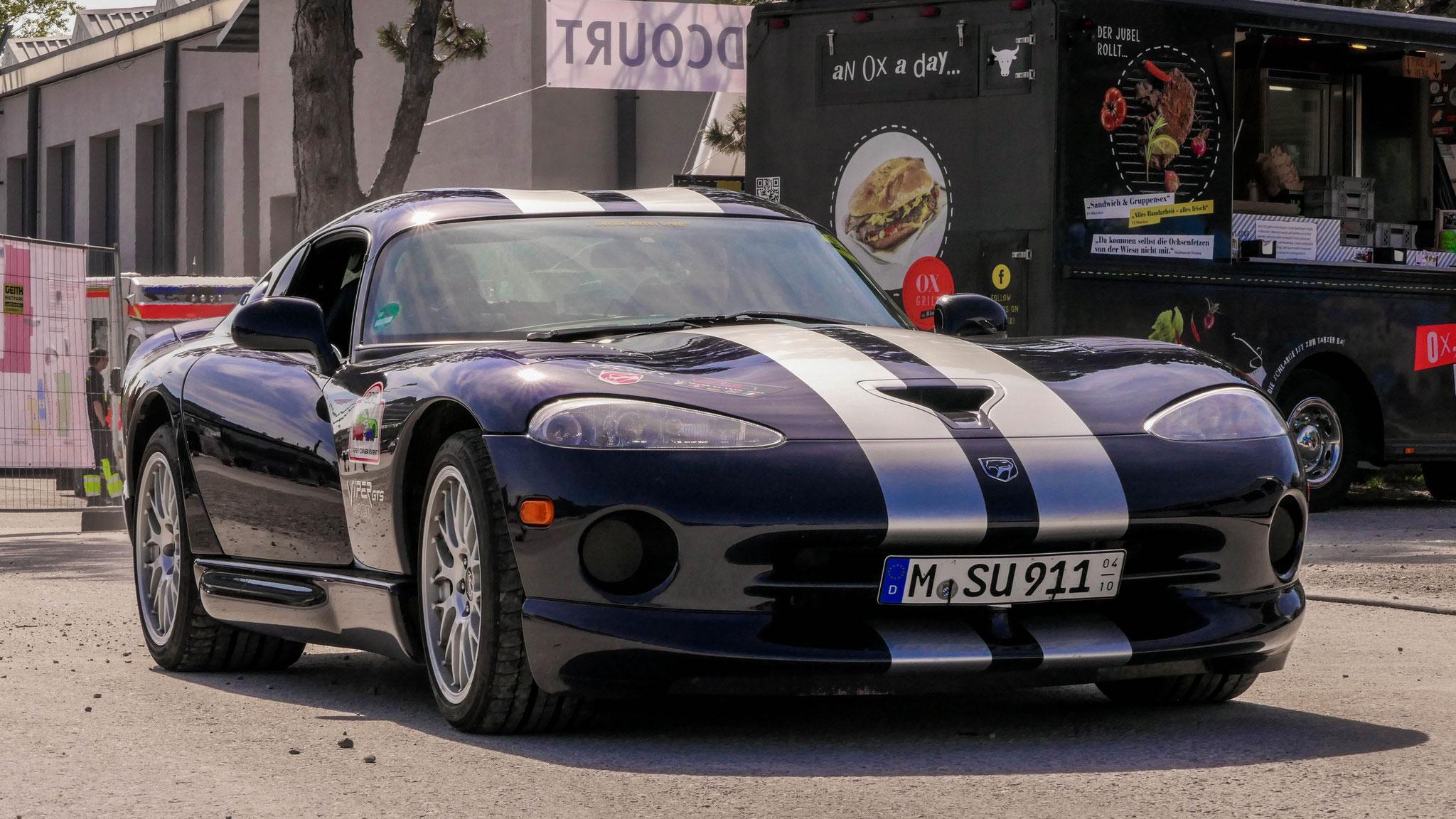 Dodge Viper GTS - M-SU-911