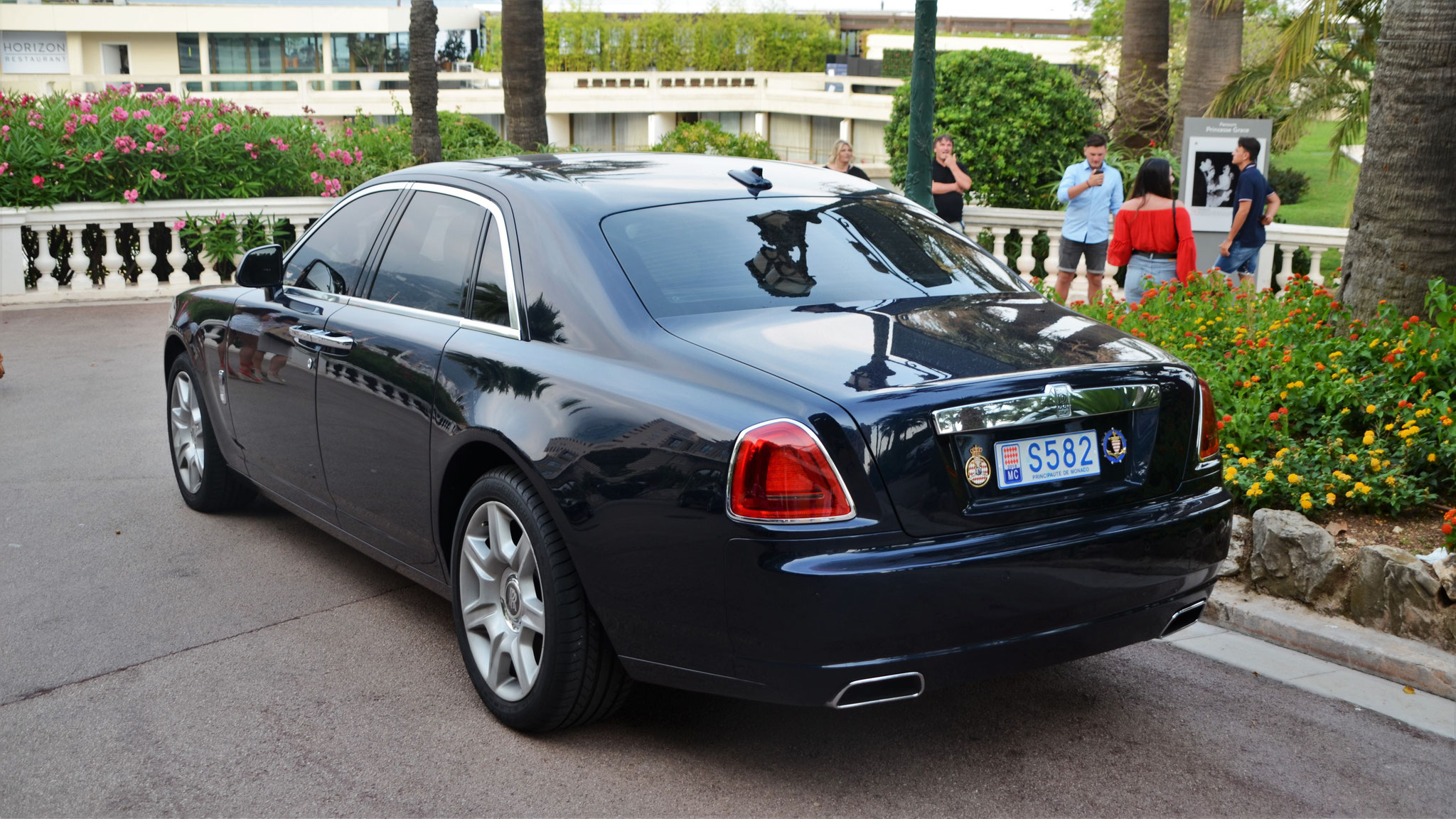 Rolls Royce Ghost - S582 (MC)