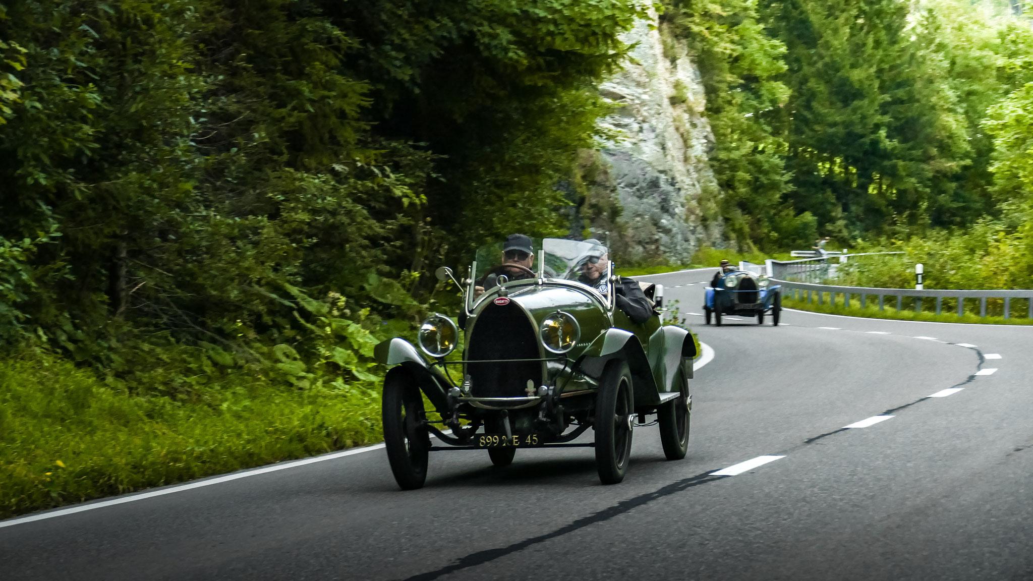 Bugatti Type 23 - 899-KE-45