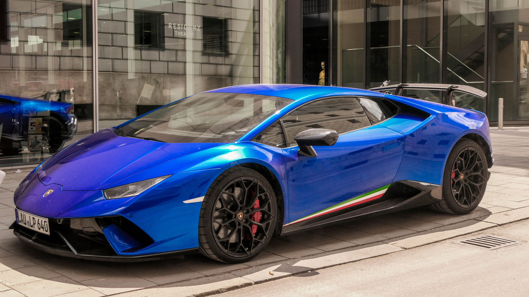 Lamborghini Huracan Performante - LAU-LP-640