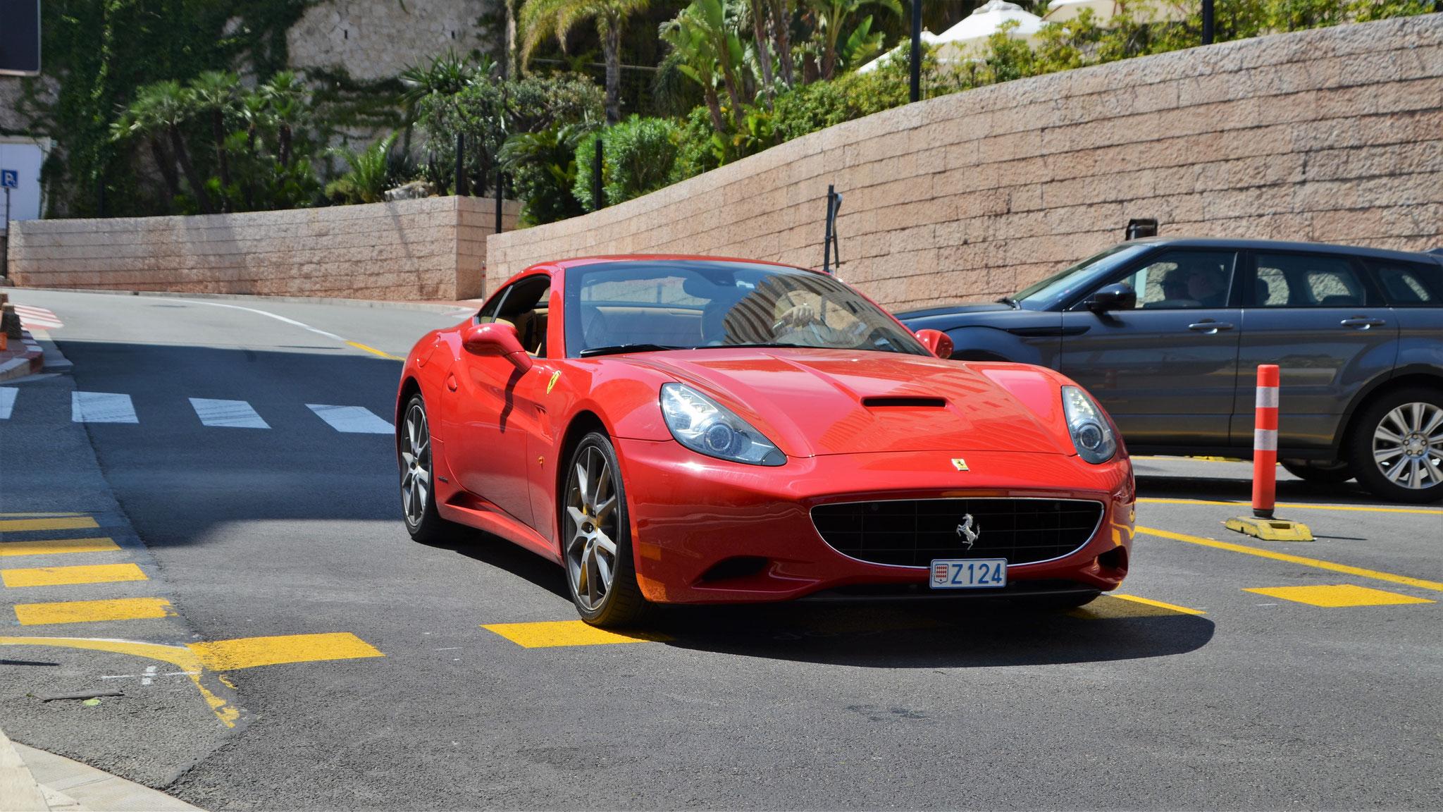Ferrari California - Z124 (MC)
