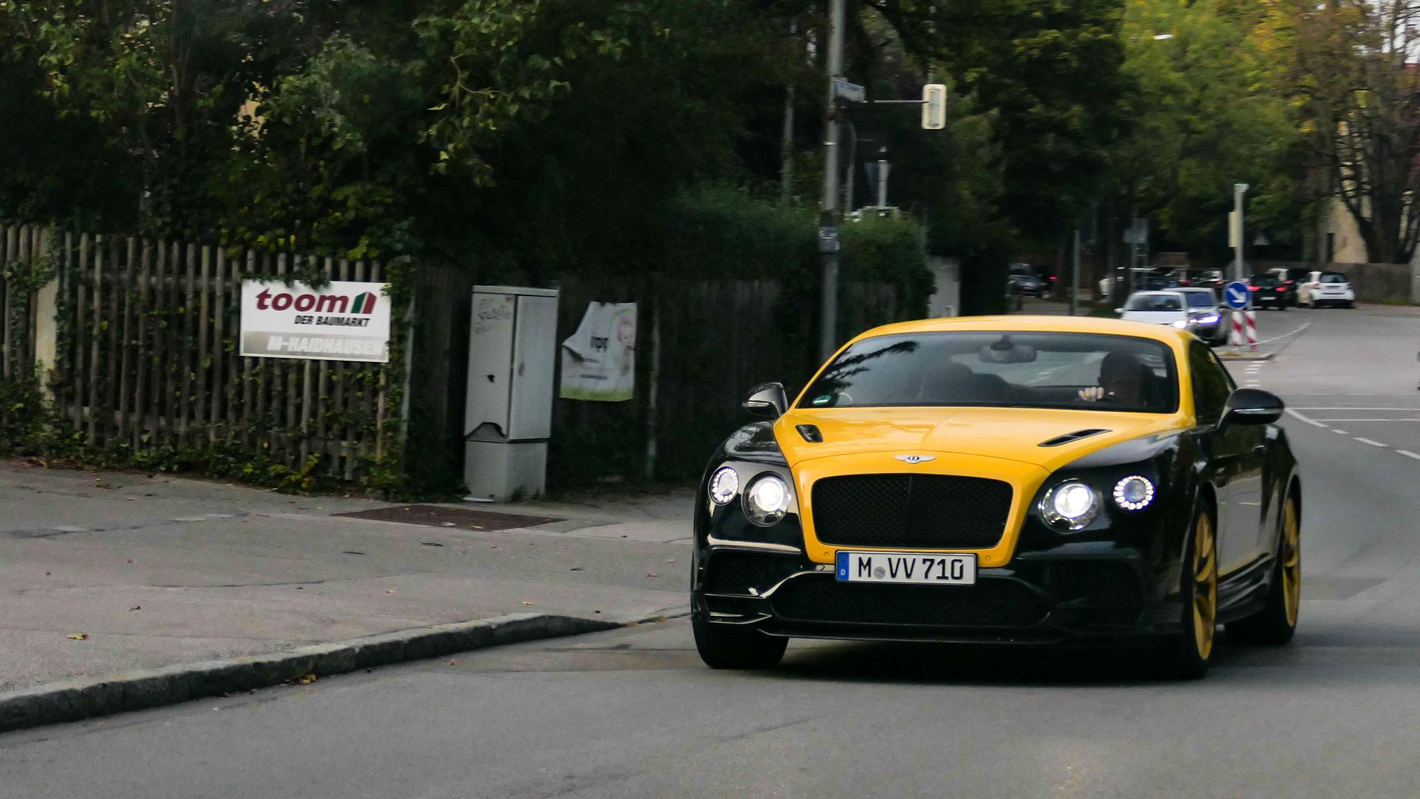 Bentley Continental 24 (1of24) - M-VV-710