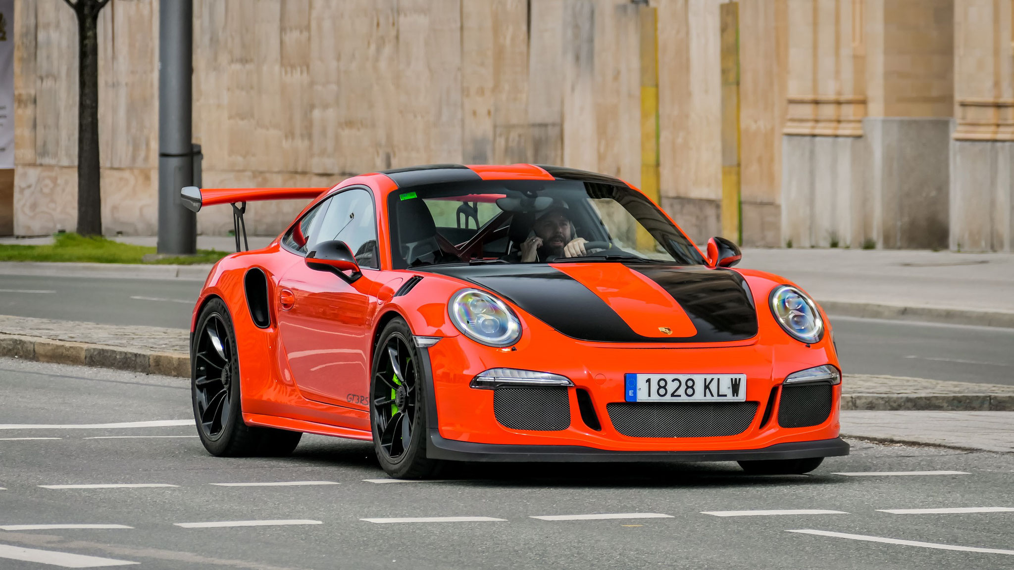 Porsche 911 GT3 RS - 1828-KLW (ESP)