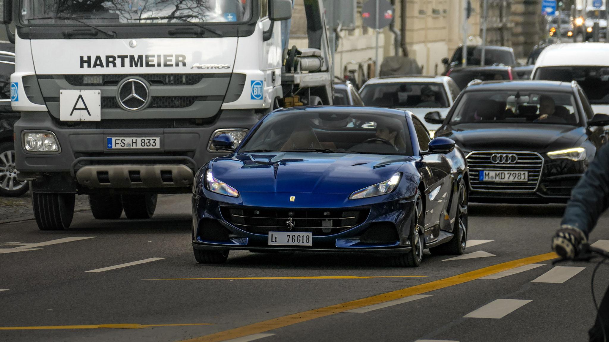 Ferrari Portofino M - L5-76618 (ITA)