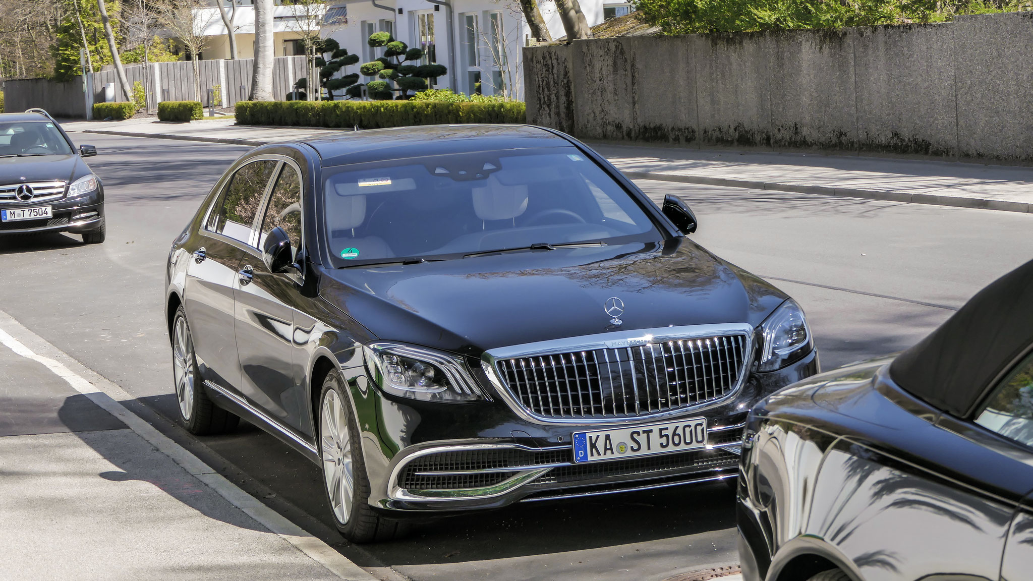 Mercedes Maybach S560 - KA-ST-5600