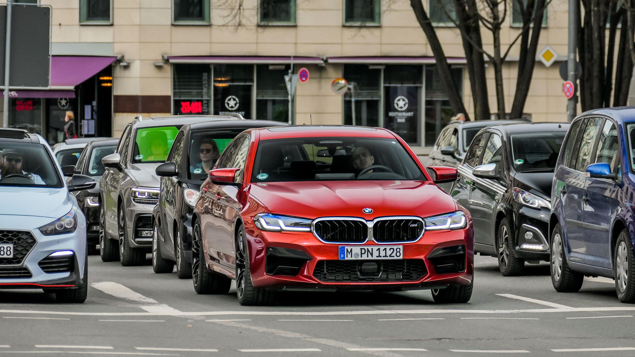 BMW M5 - M-PN-1128